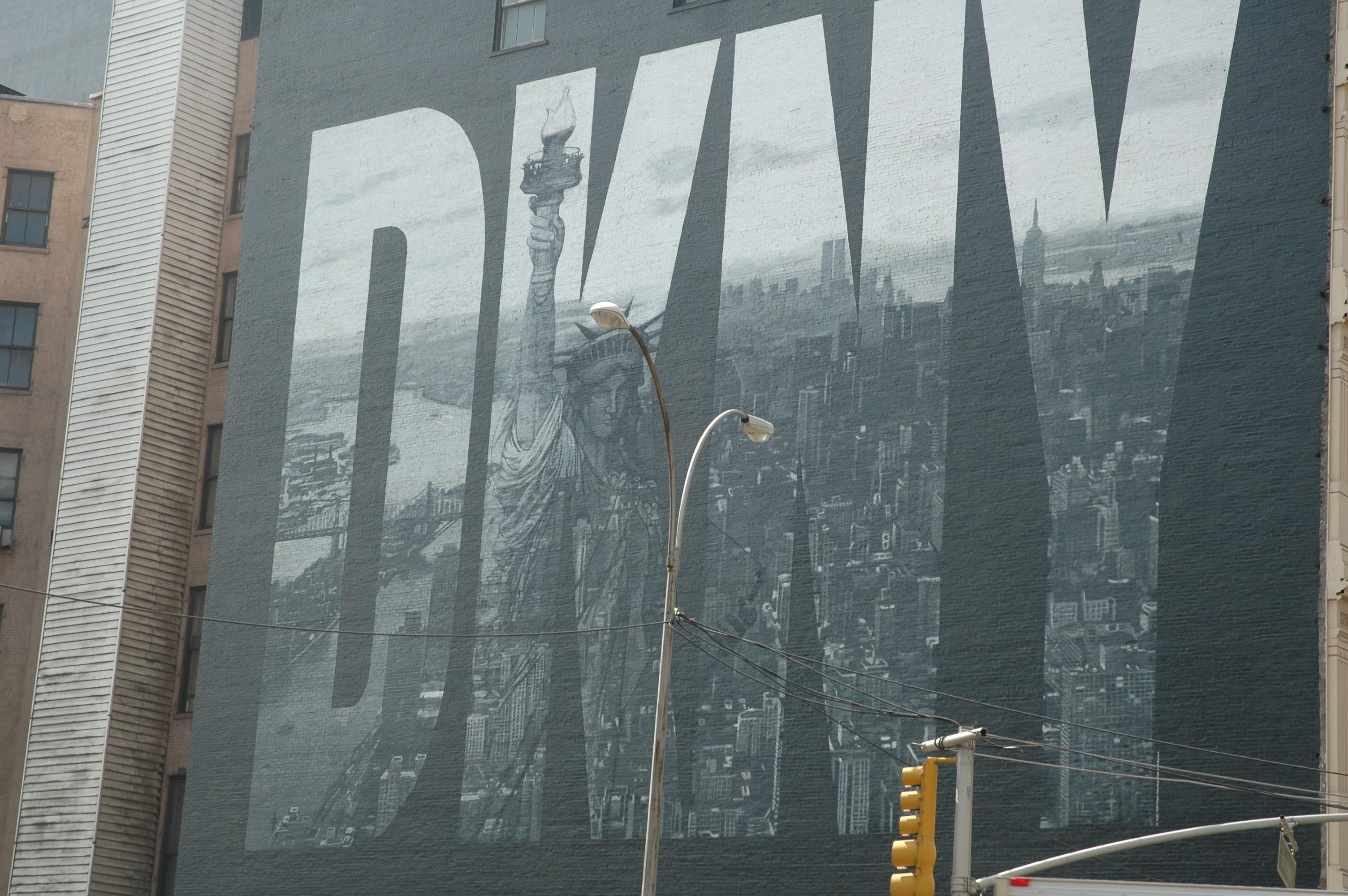 DKNY, City, Letters, Newyork, Sign, HQ Photo