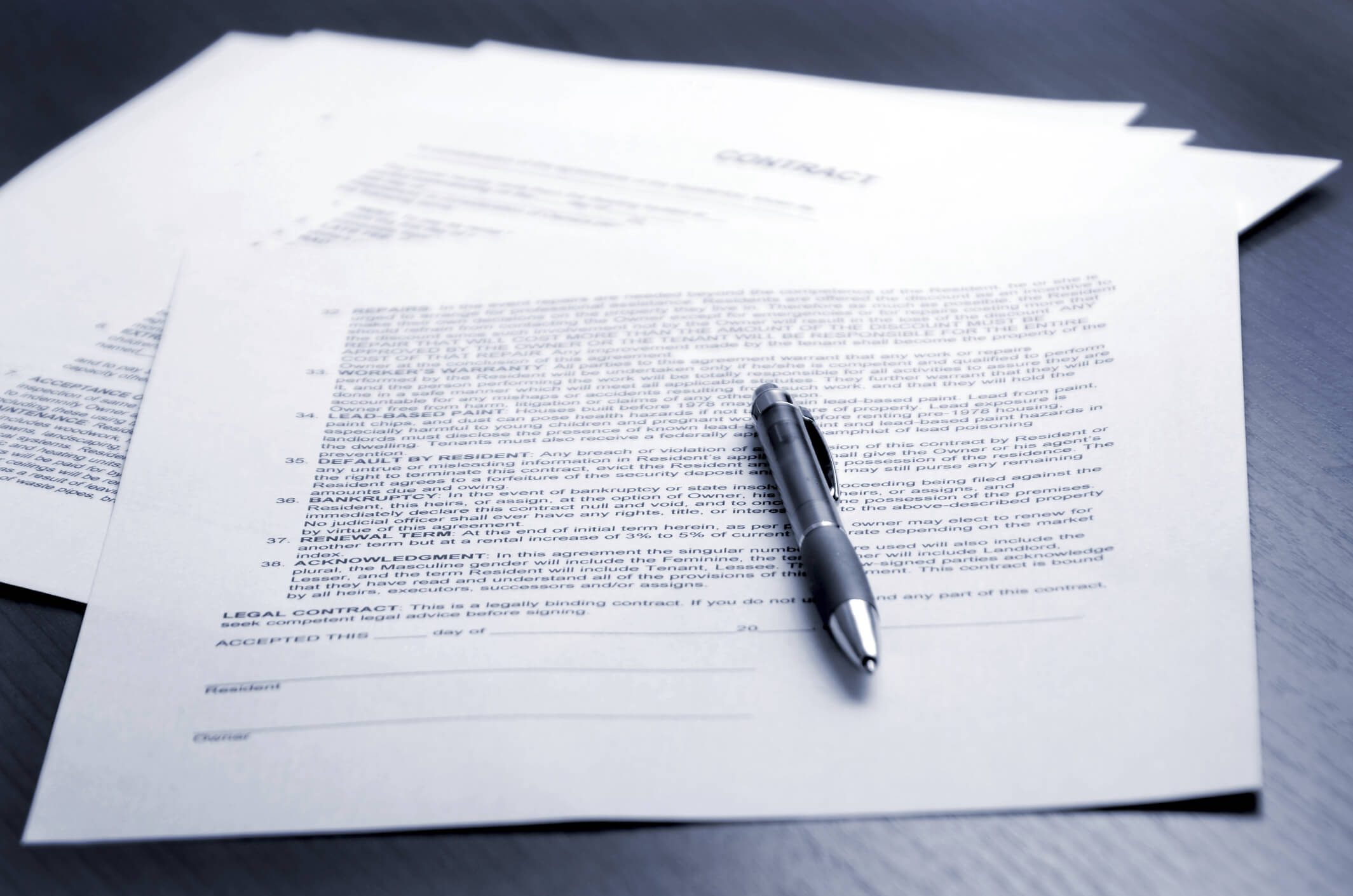 Legal documents every landlord needs - Rocket Lawyer