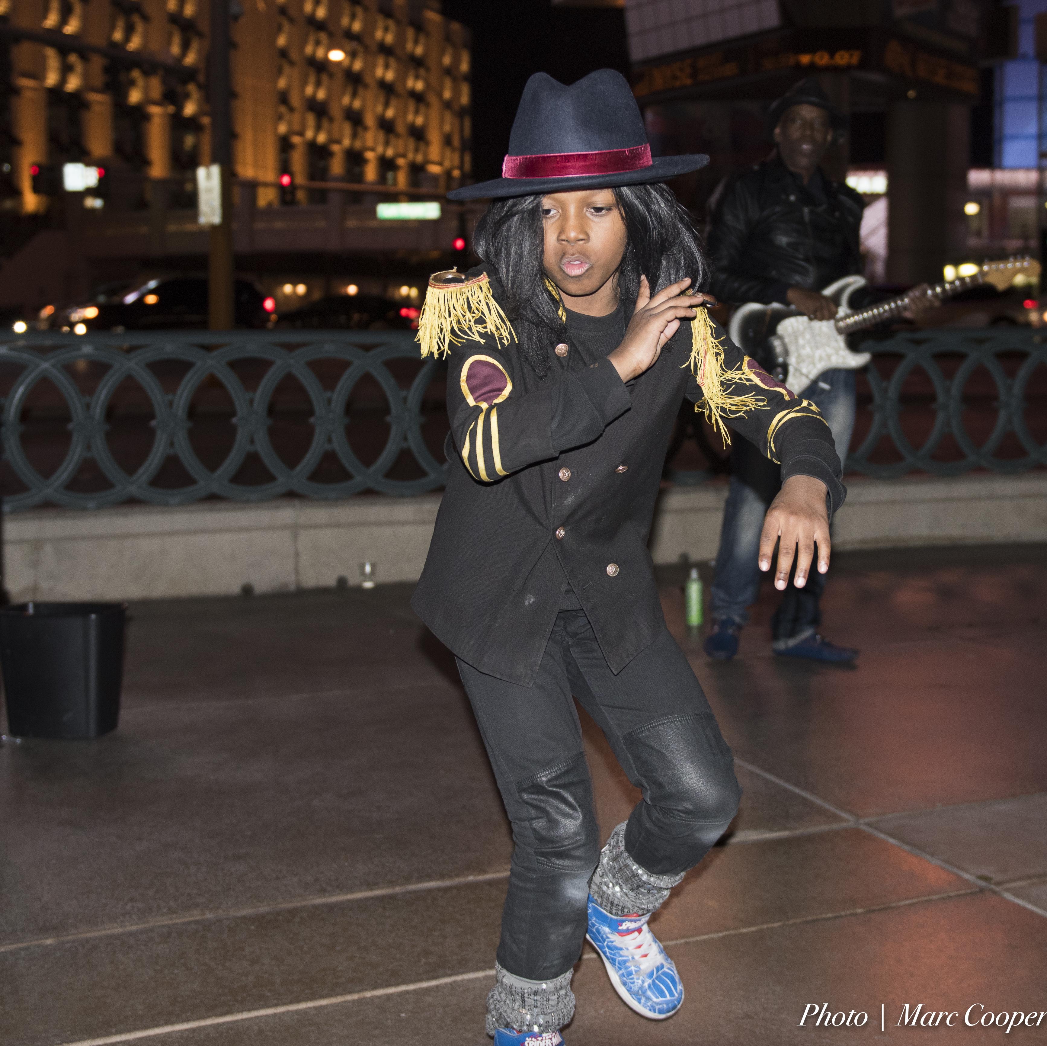 Doin' Billie Jean, D810, Fx, HDR, Las Vegas, HQ Photo