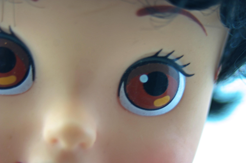 Doll face photo