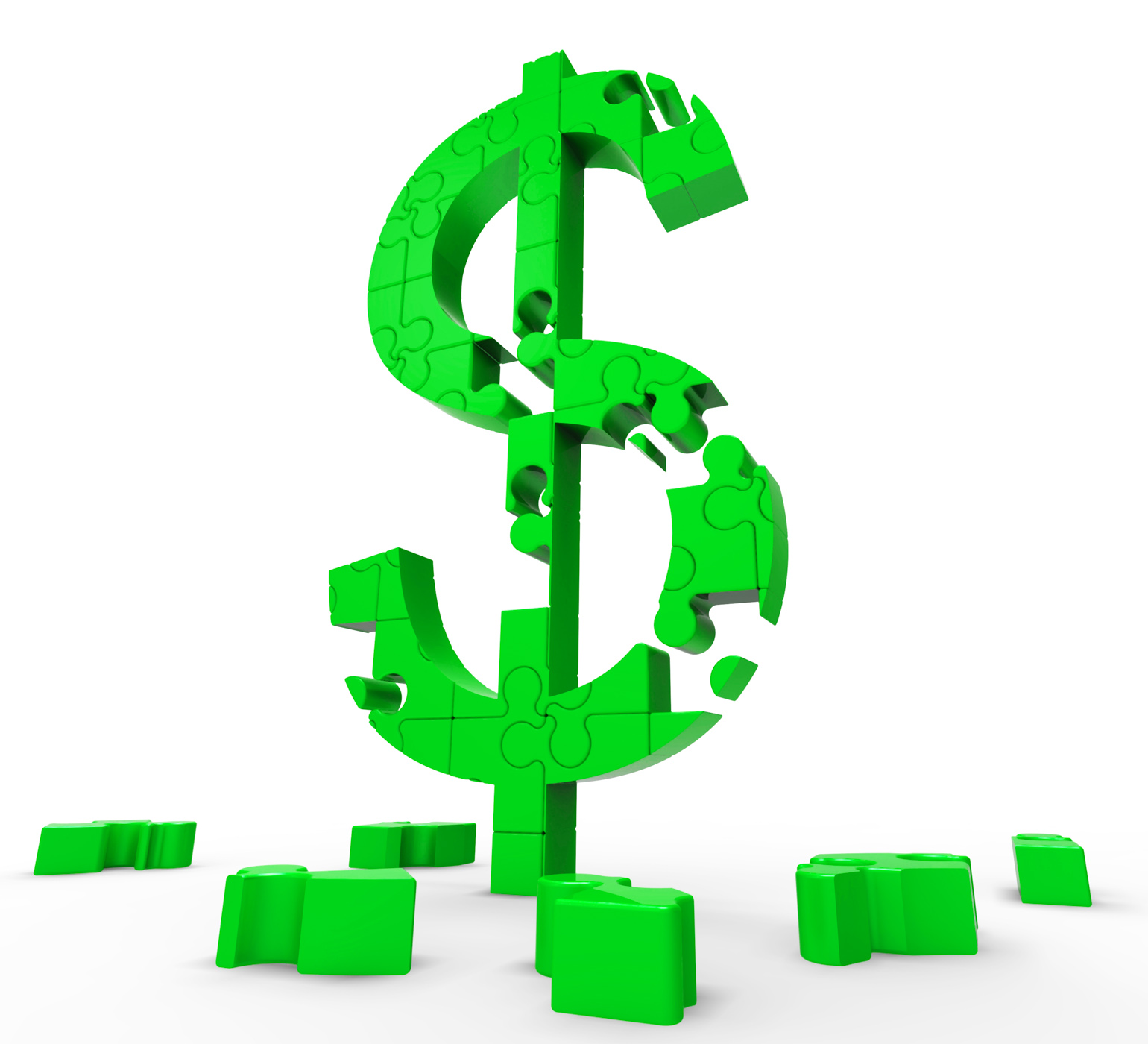 Dollar Symbol Shows Success, Wealth And Income, Investment, Value, Usa, Successful, HQ Photo