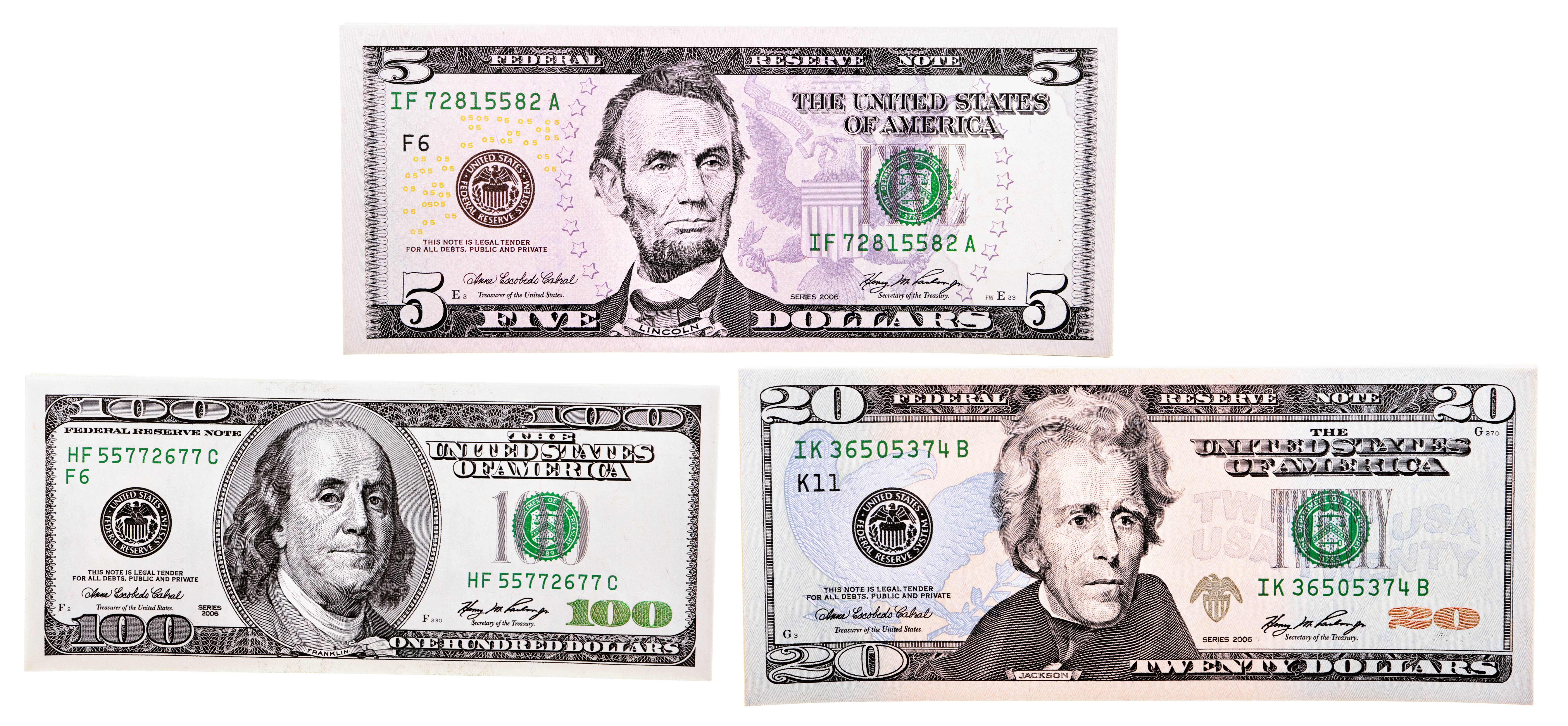 dollars, American, Isolated, Wealth, Usd, HQ Photo