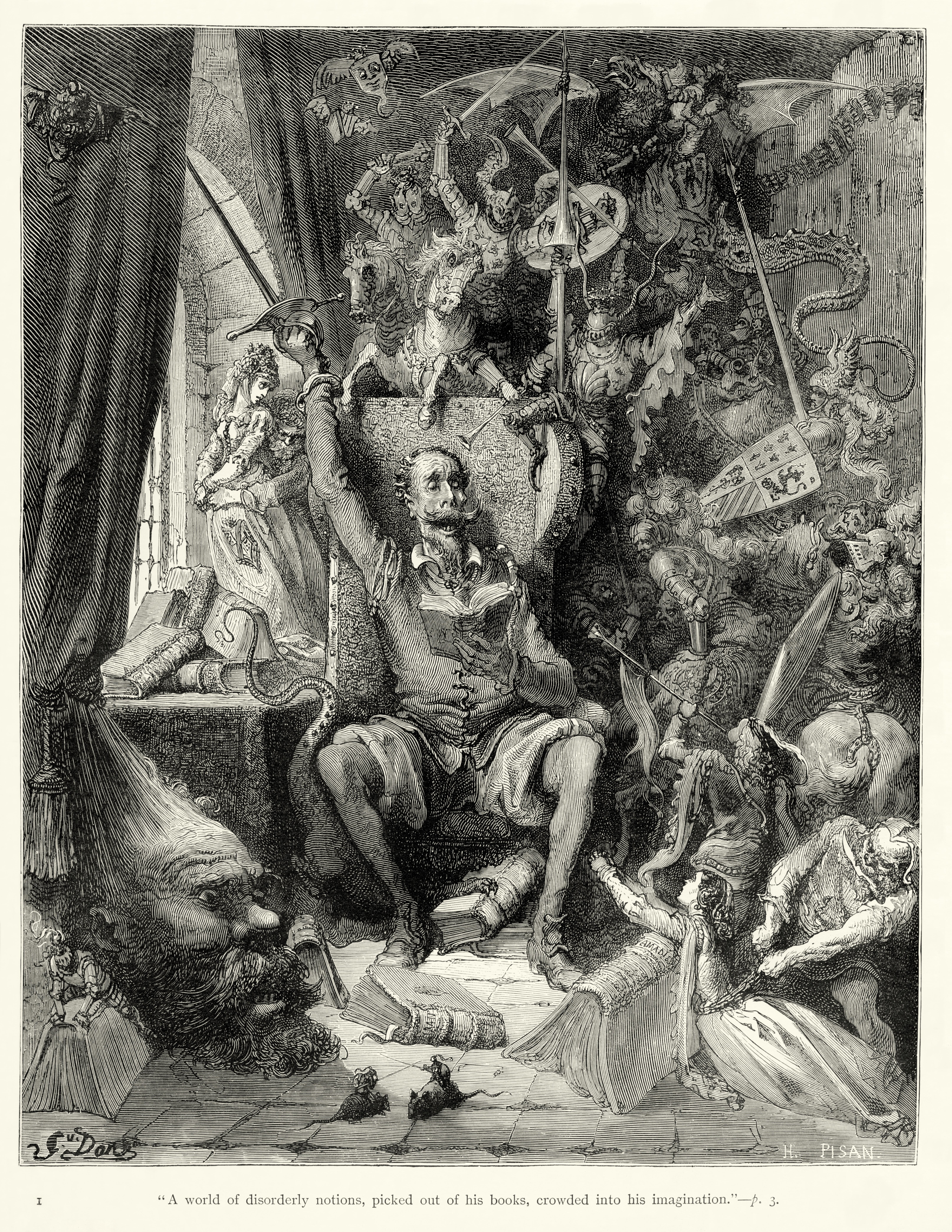Don Quixote - Wikipedia