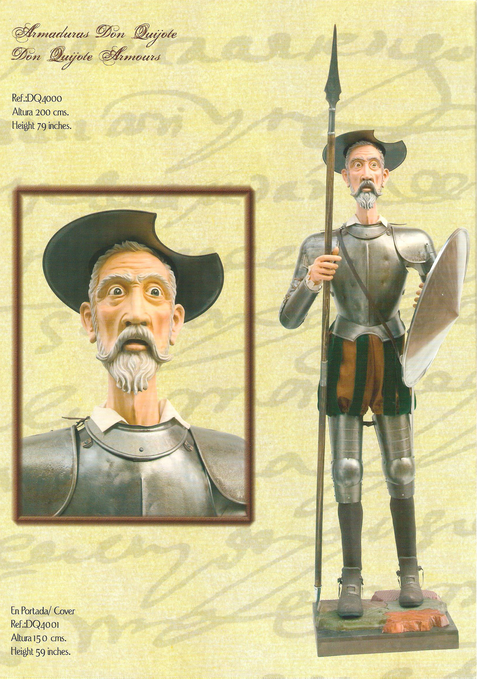Free photo: Don Quijote - Sky, Spain, Square - Free Download - Jooinn