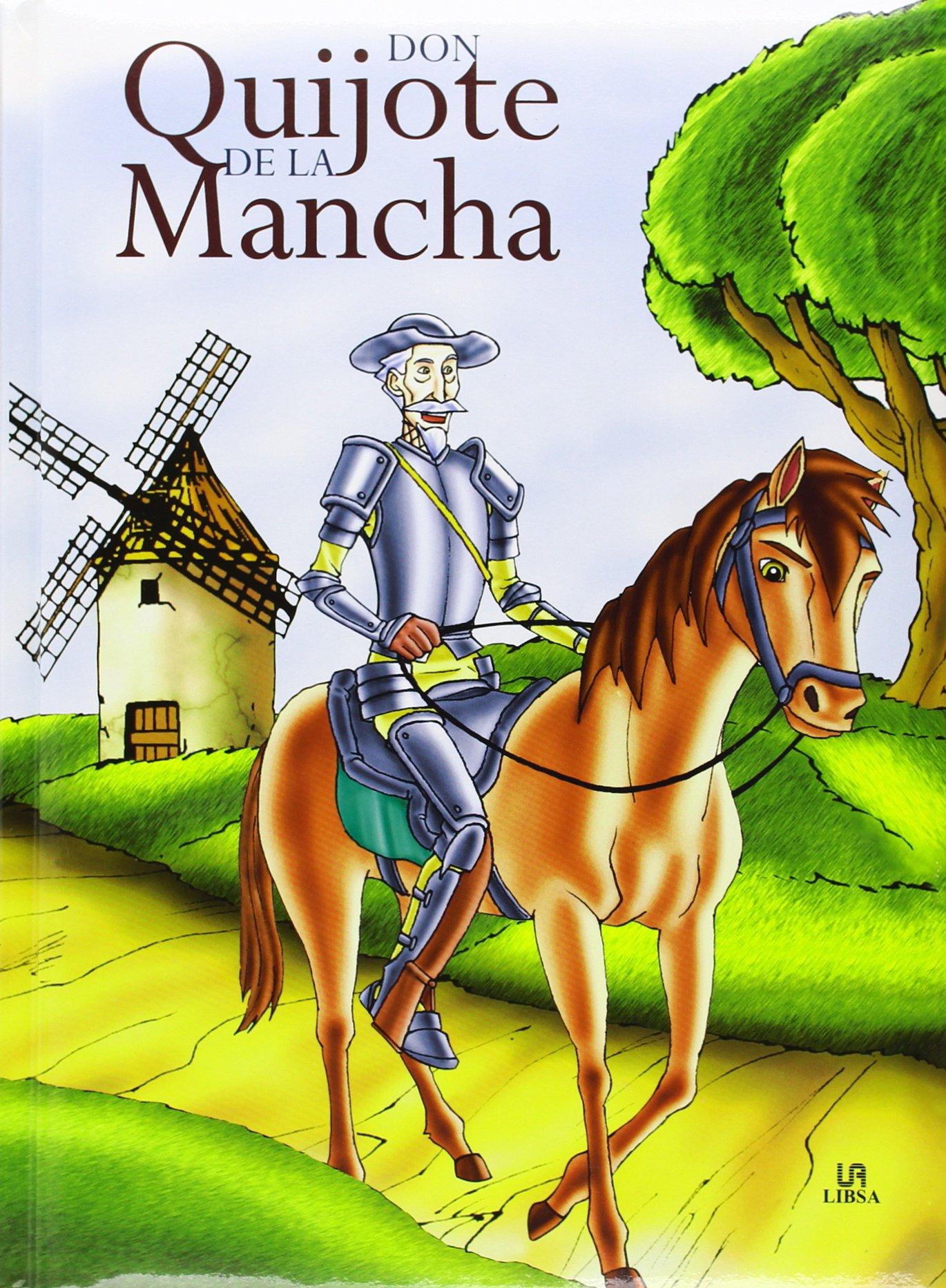 Don Quijote de la Mancha: Amazon.co.uk: Alejandra;Celis, Agustin ...