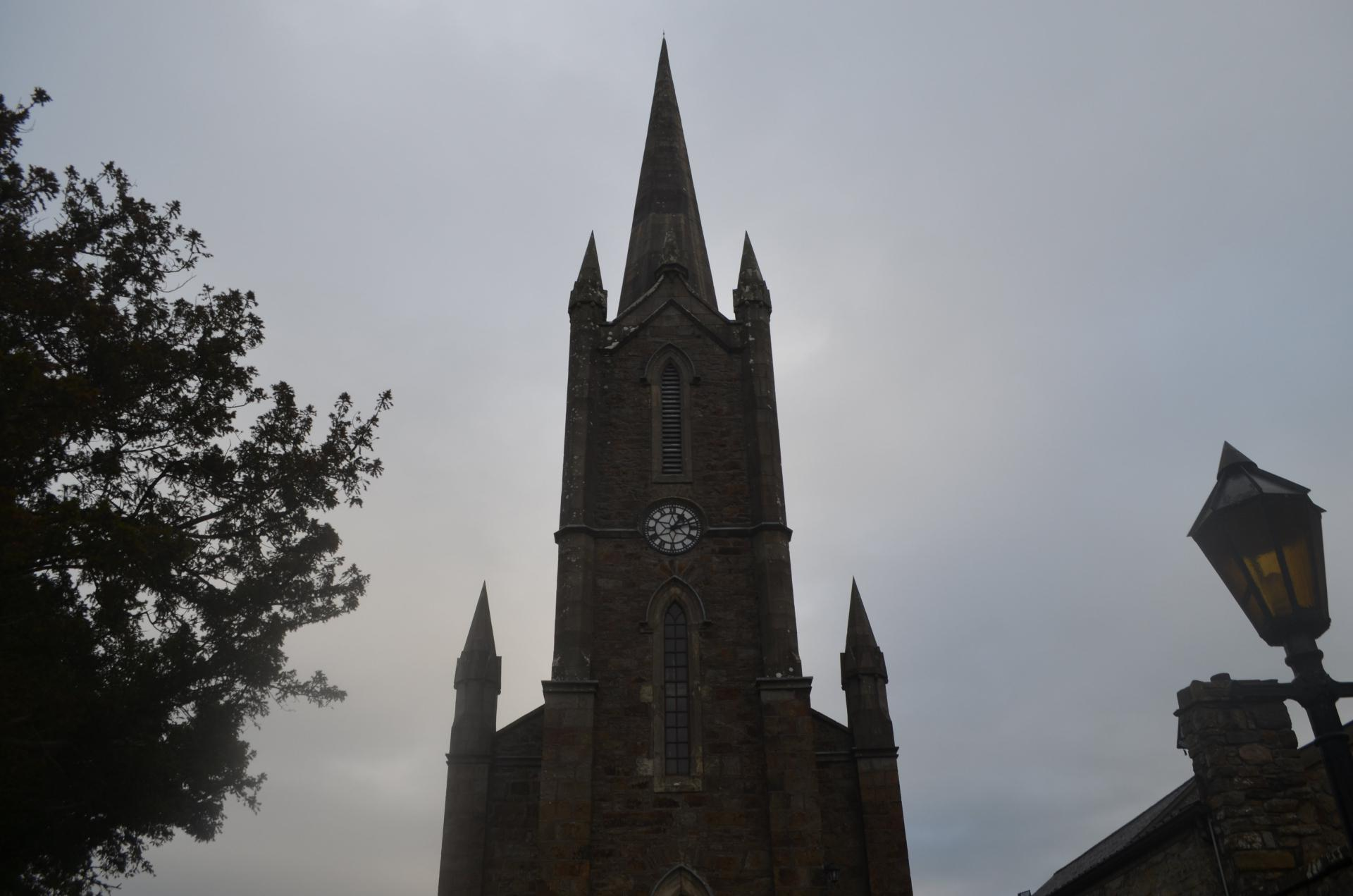 Donegal Church damaged in Christmas Day lightning strike - Photo 1 ...