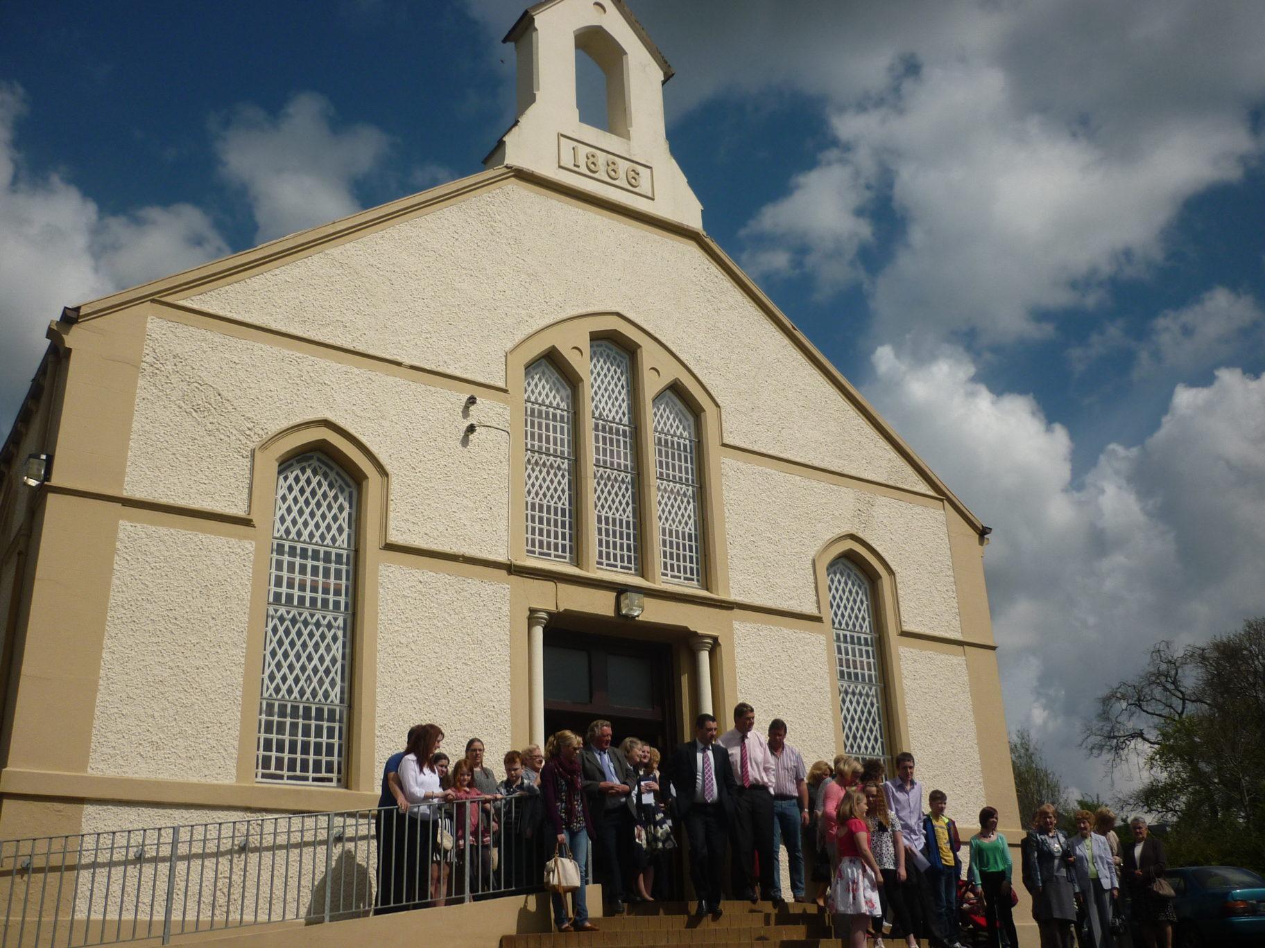 Find Our Churches - Donegal Town Presbyterian Church