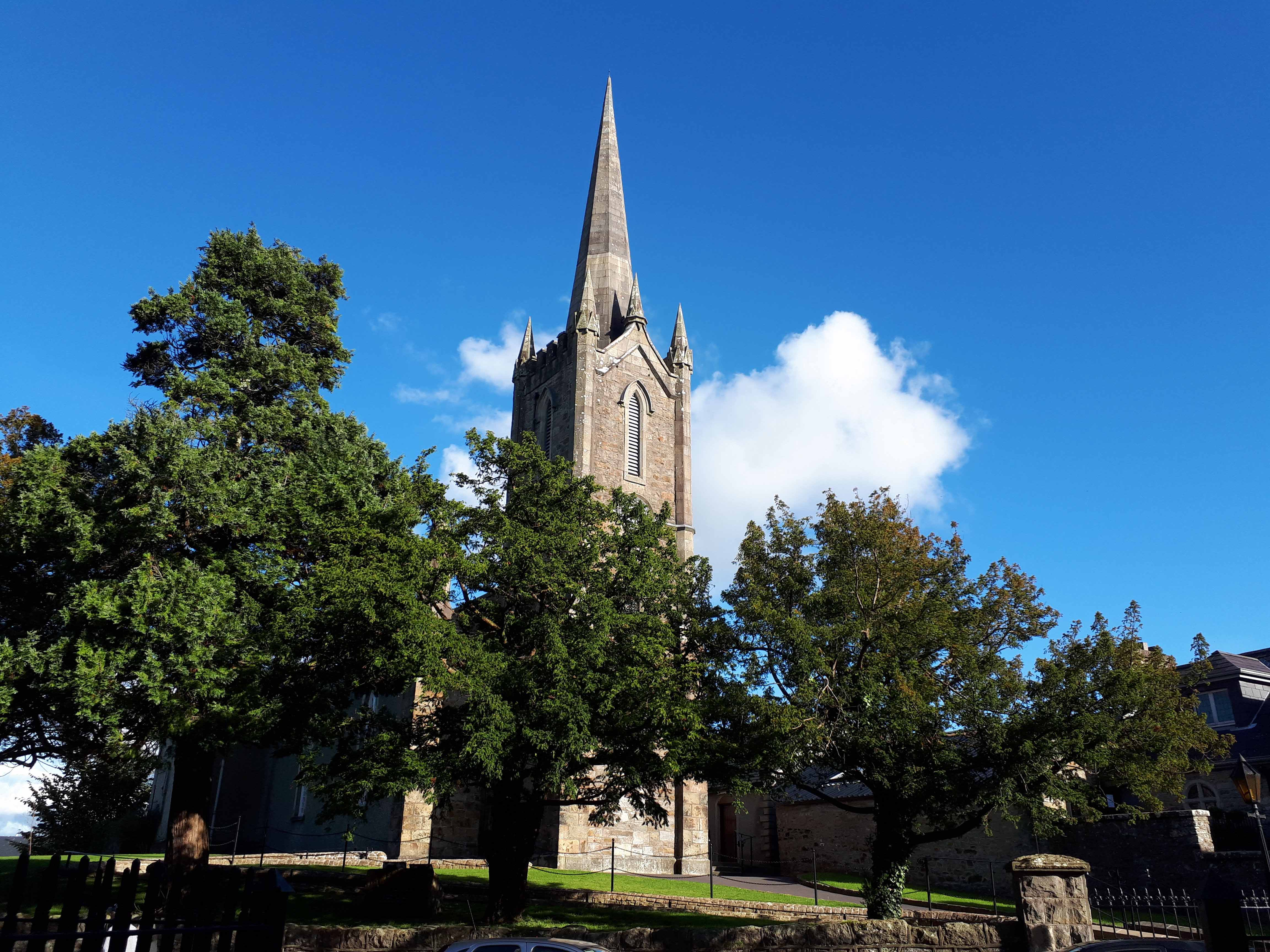 Save Our Spire' appeal launched in Donegal - Church of Ireland - A ...