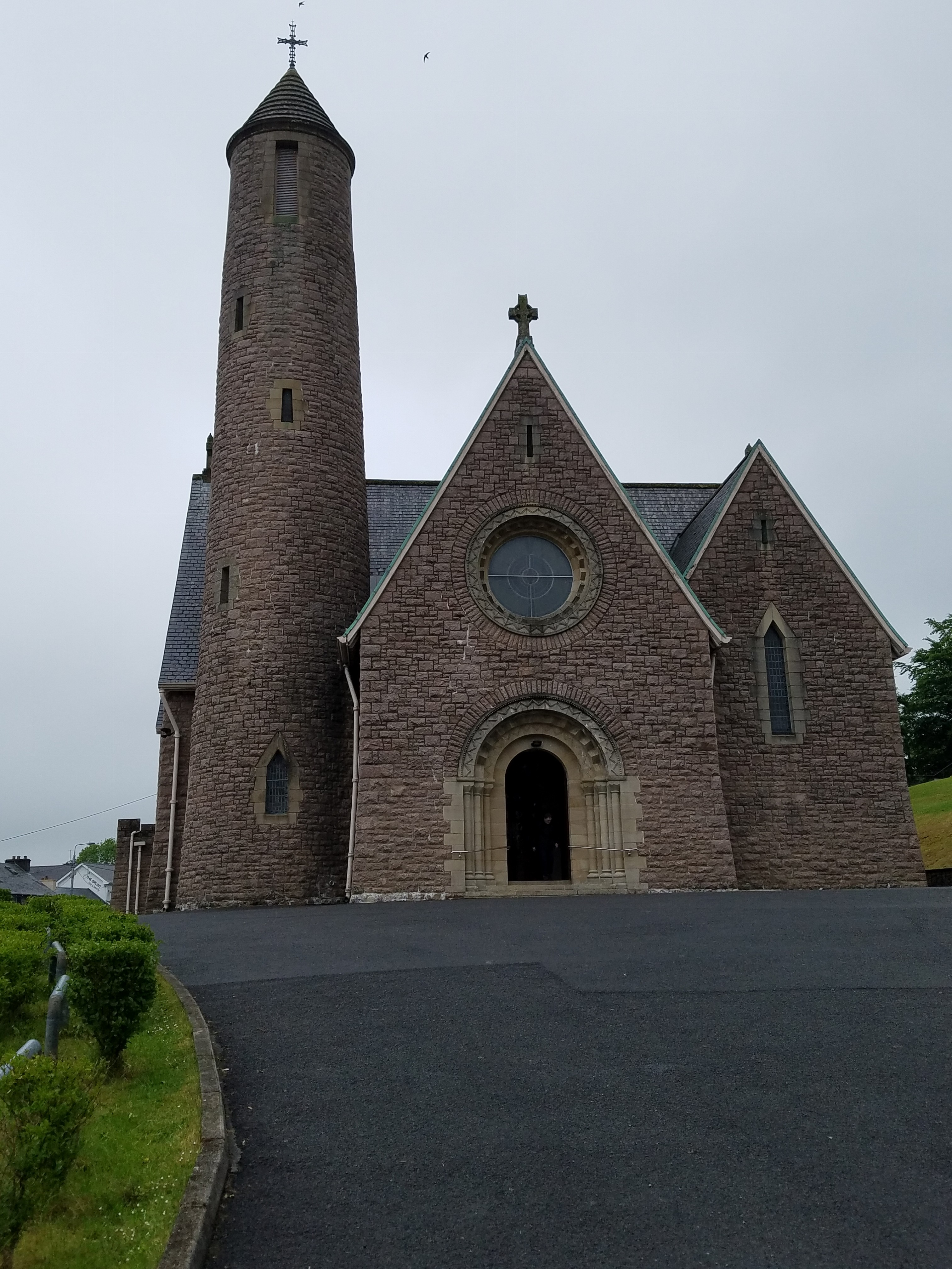 The Church of Ireland (Anglican) in Donegal