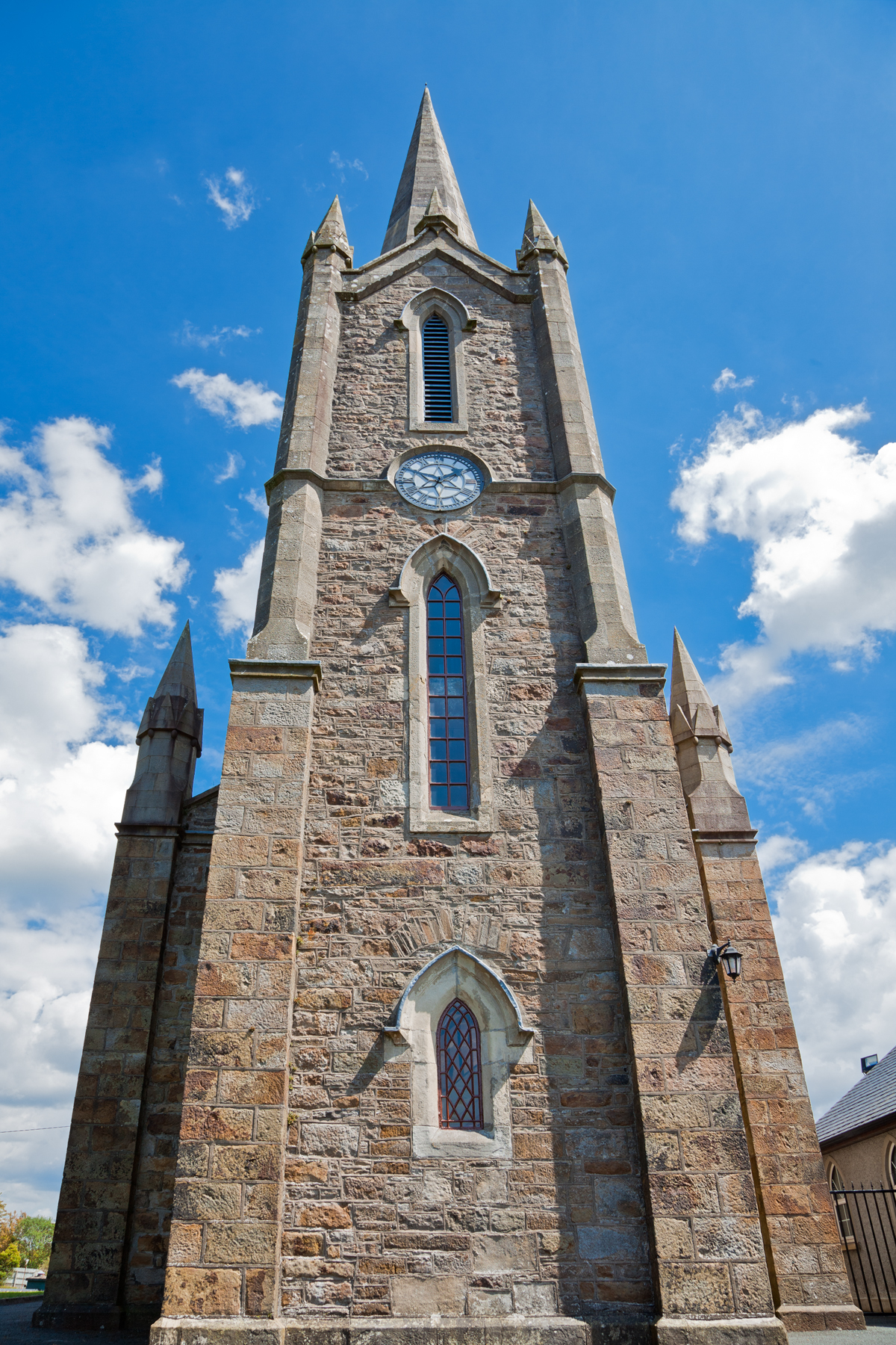 Donegal Parish, Architectural, Resource, Maroon, Of, HQ Photo