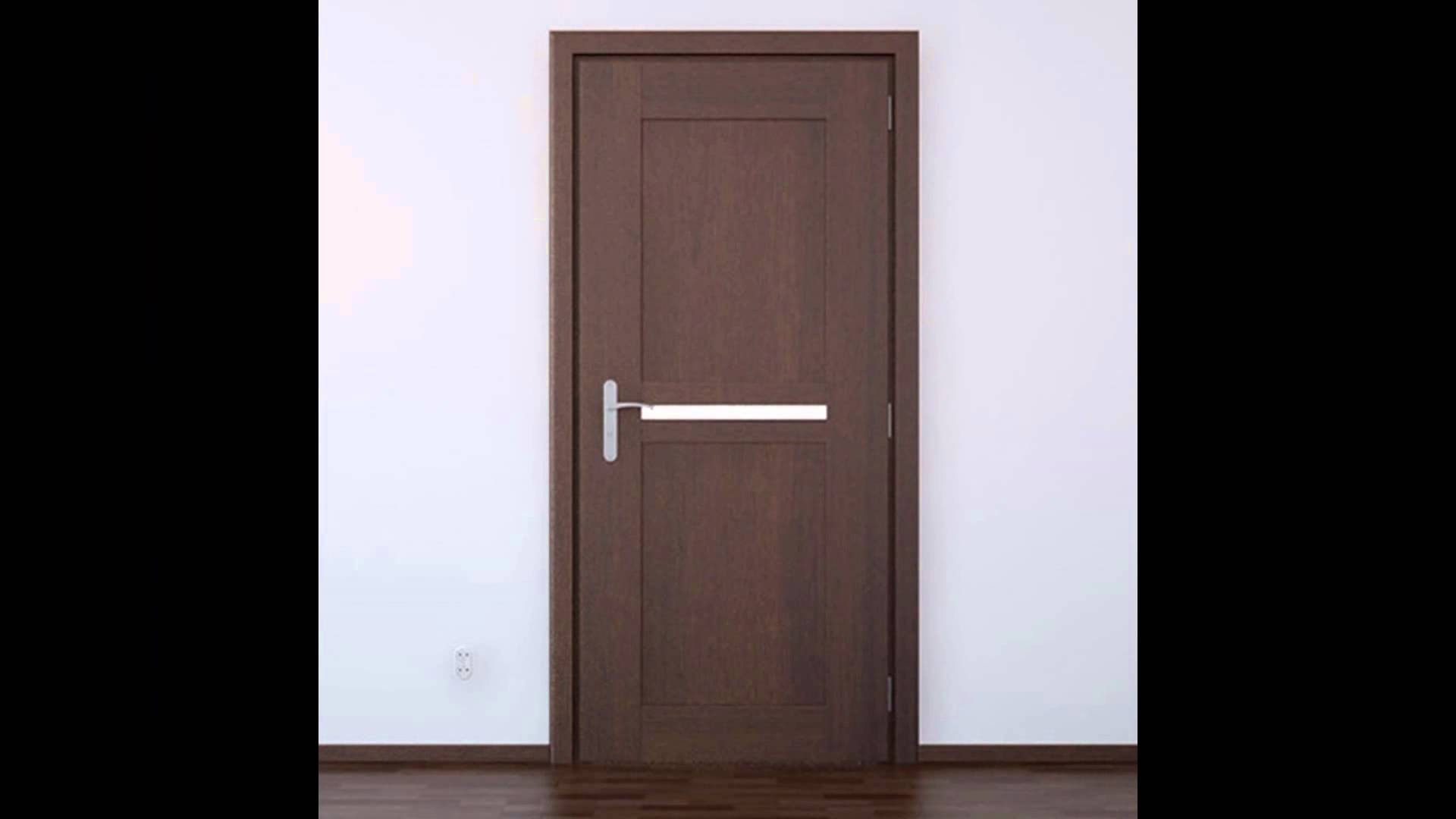 modern door, Modern Door Design - YouTube