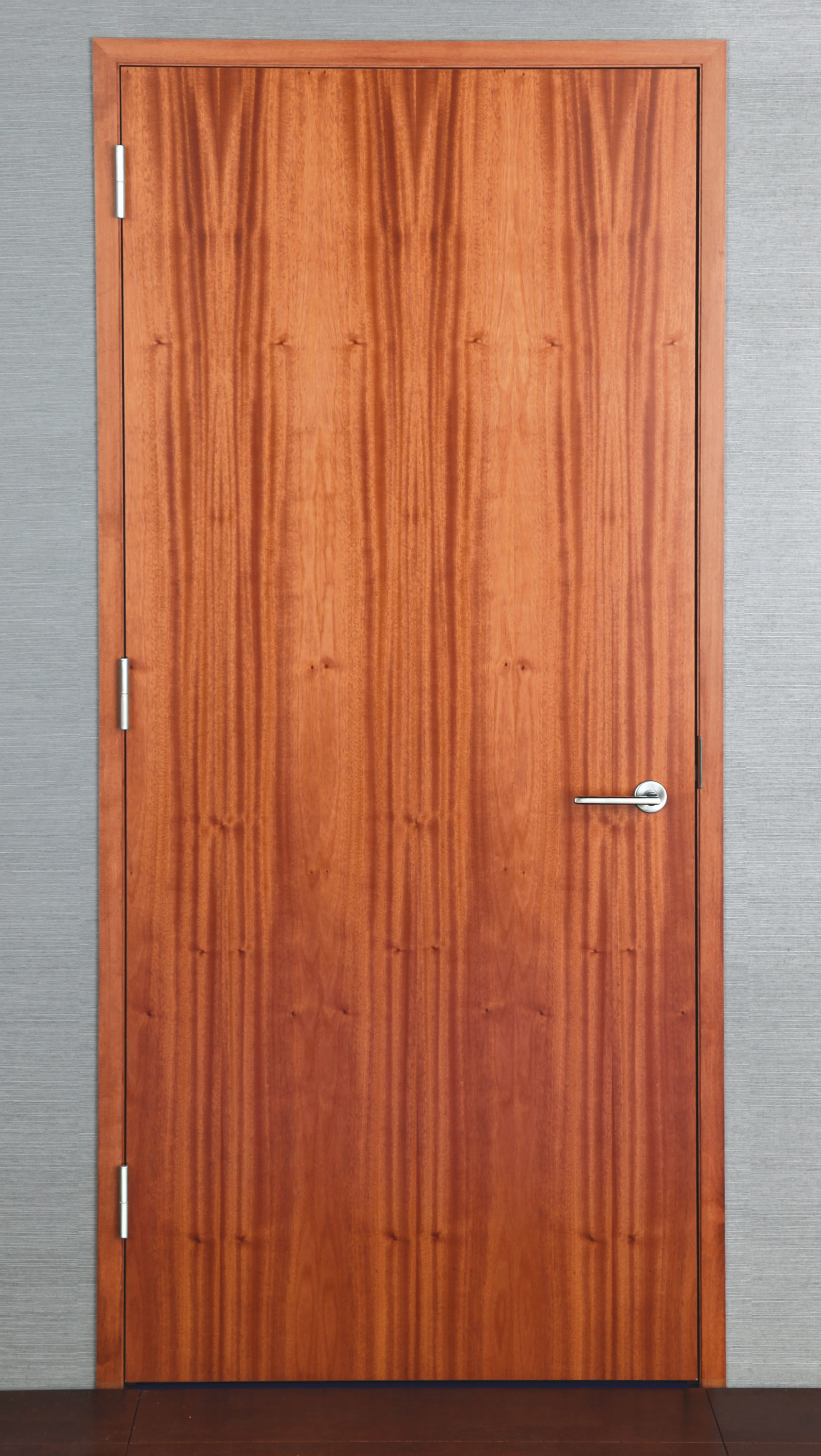 Custom Flush Wood Doors
