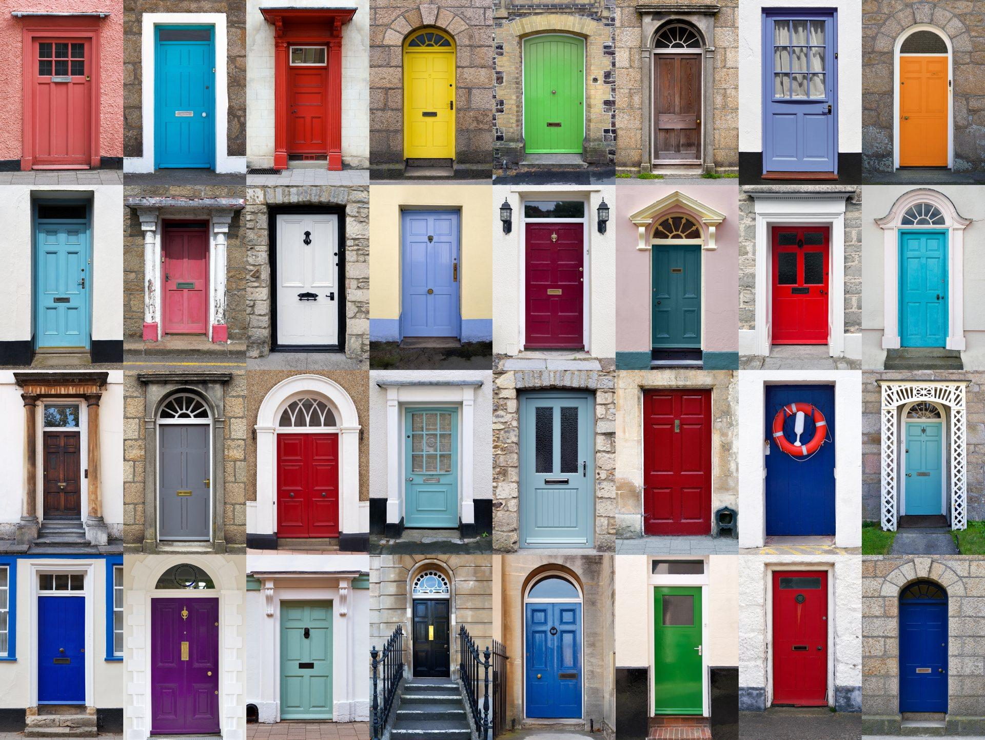 Ten Interesting Facts About Doors
