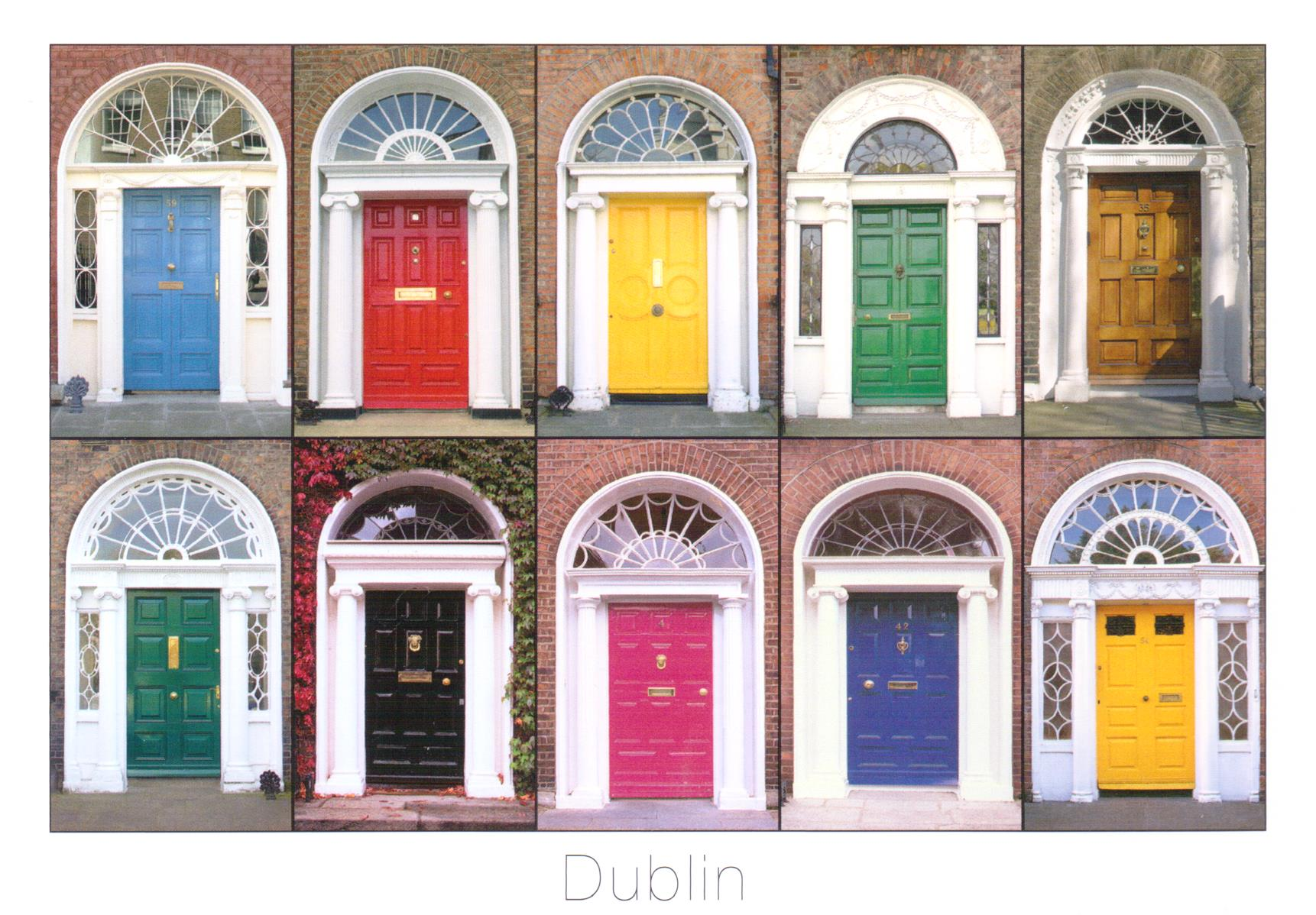 Ireland, The Doors of Dublin | Have Bag, Will Travel