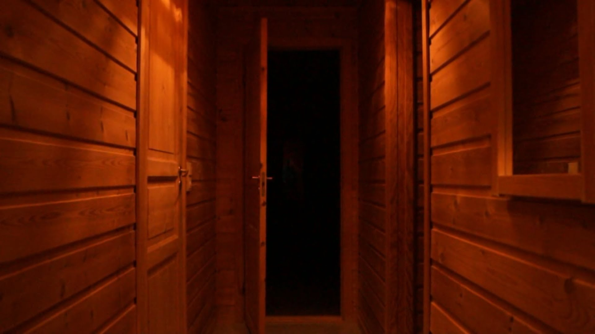 Doors to horror photo