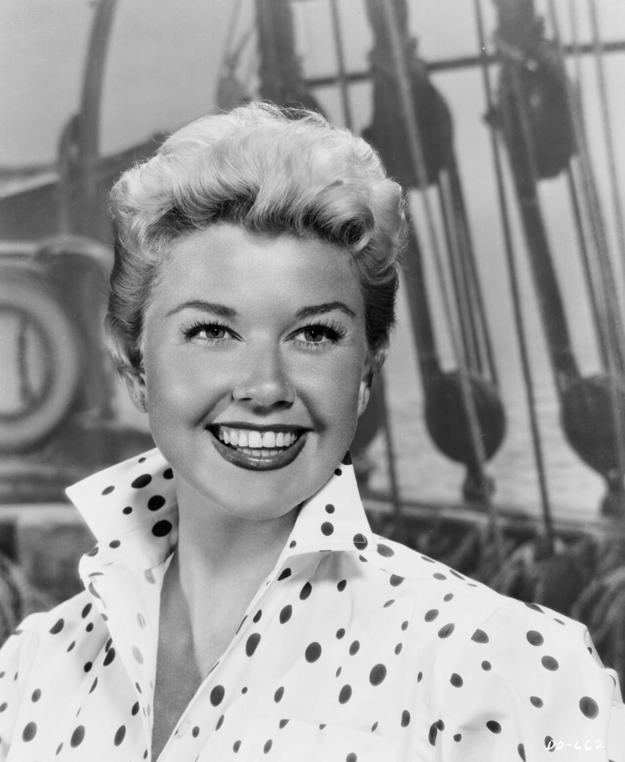 PHOTO: Doris Day seen in this 1951 file photo. - ABC News