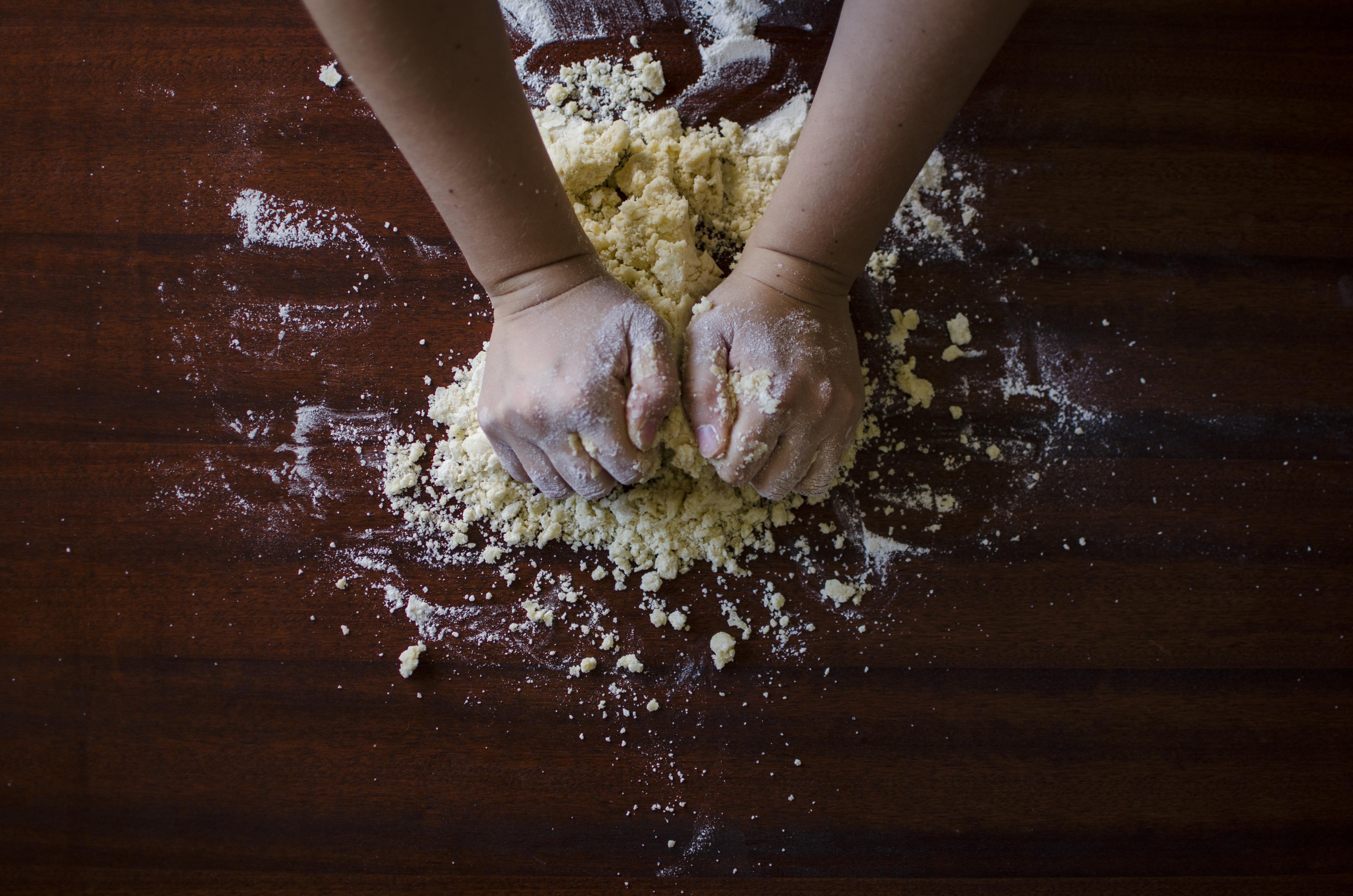 Dough photo