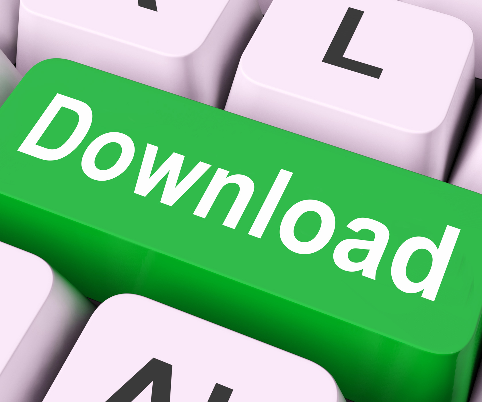 Download Key Means Downloads Or Transfer, Computer, Download, Downloaddata, Downloading, HQ Photo