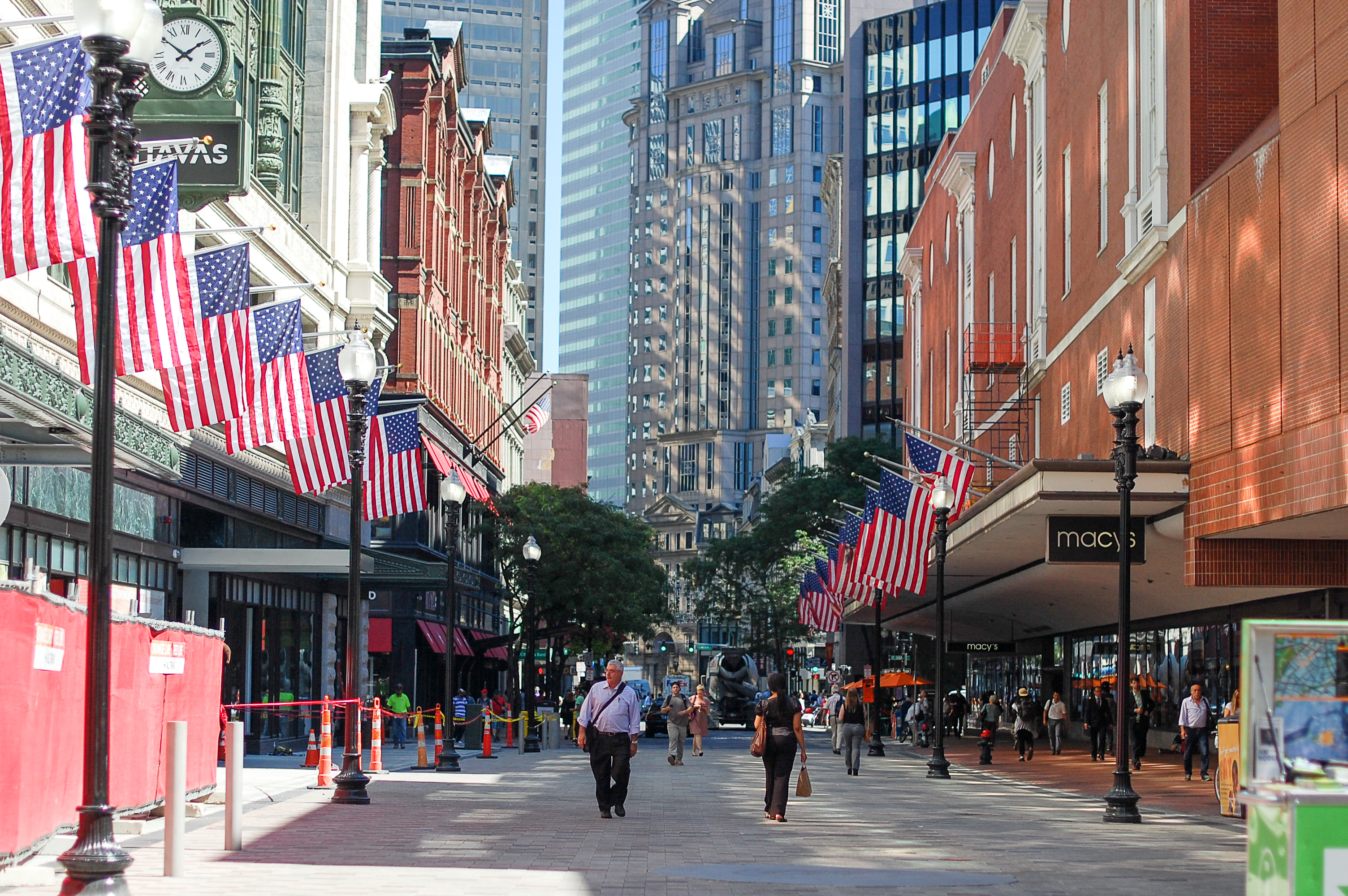 Downtown Crossing Boston - Curbed Boston