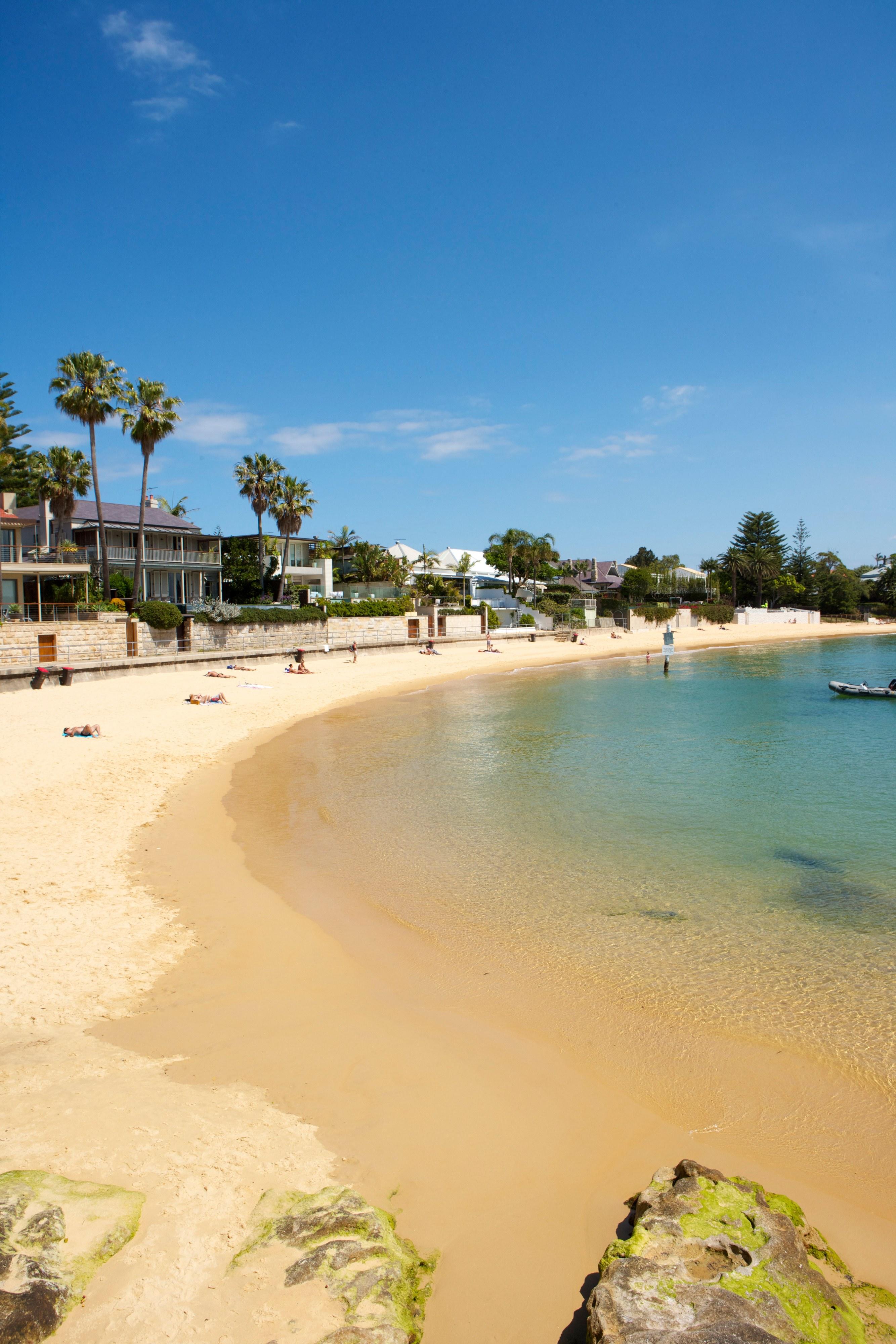 Camp Cove Sydney - Condé Nast Traveler