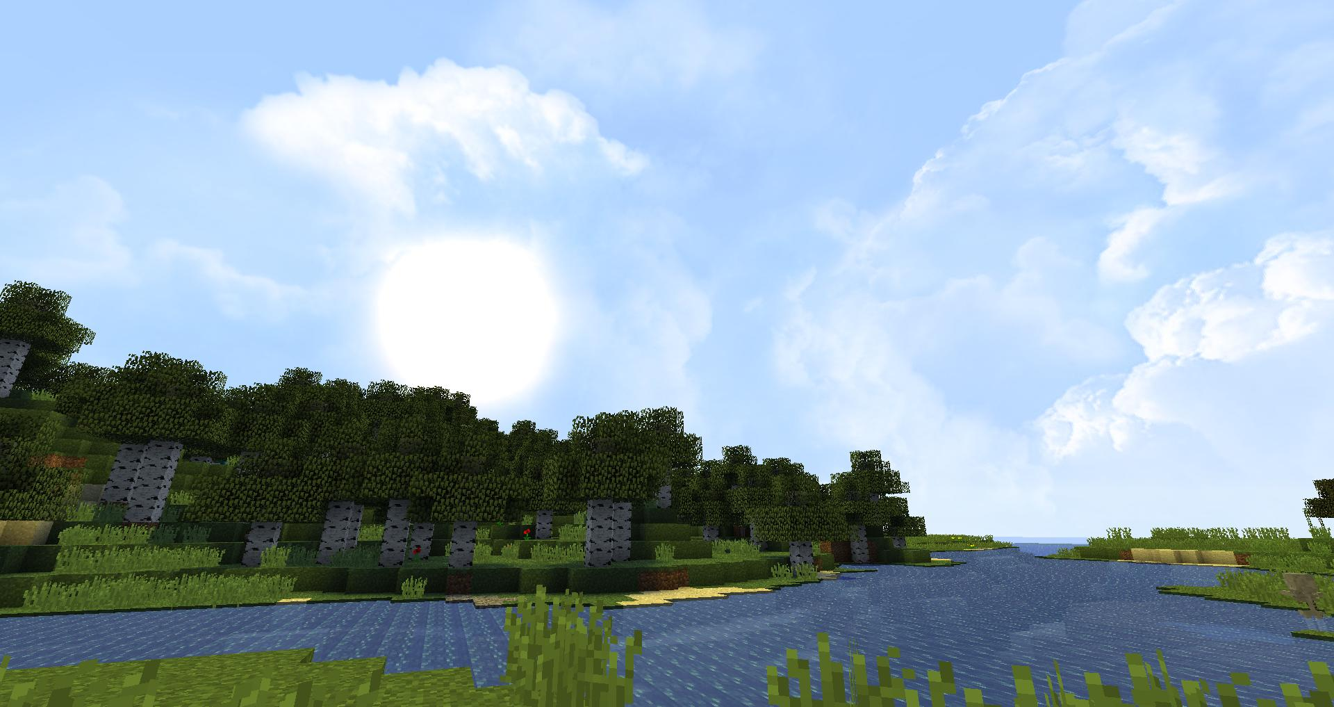 Dramatic Skys | A Real HD Sky | UPDATED TO 1.12+ - Resource Packs ...