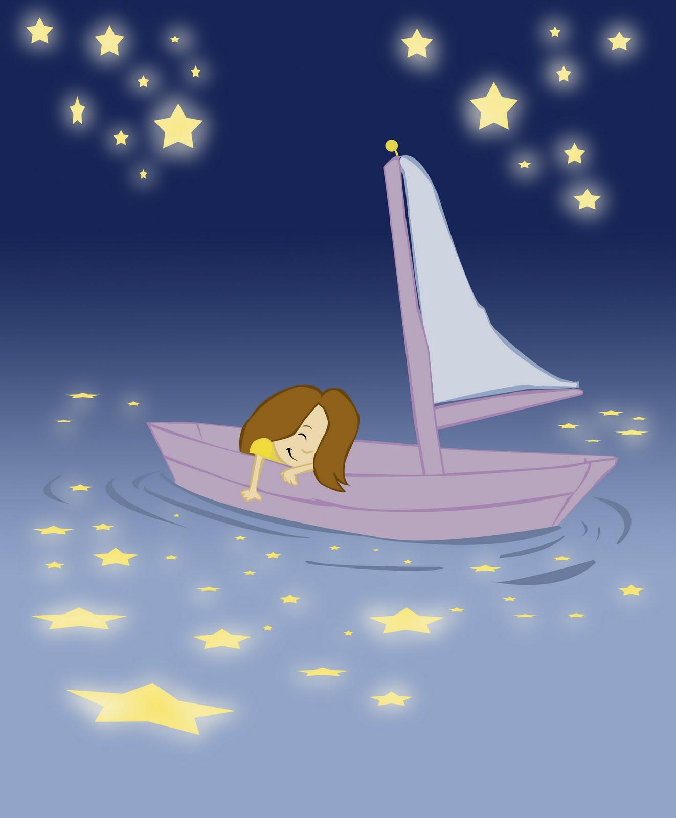 Dream boat photo
