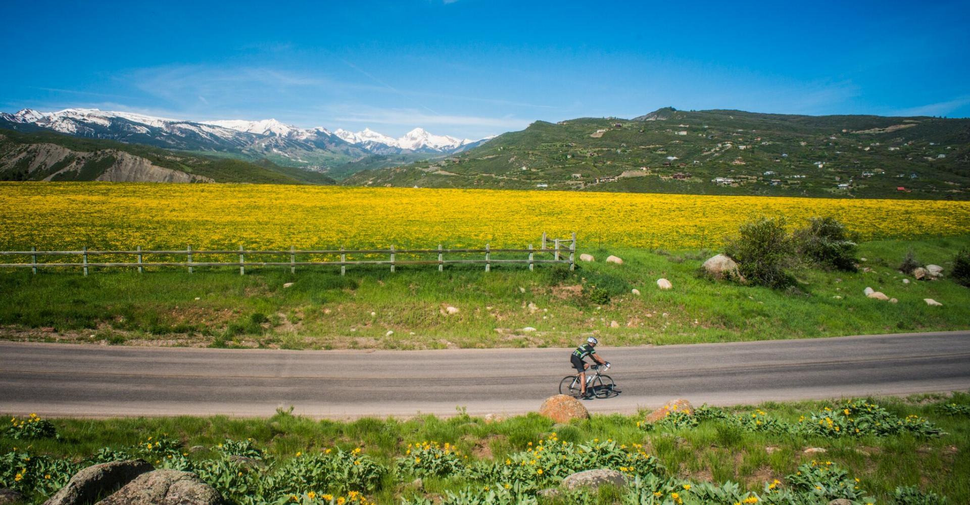 Summer Mountain Races, Sporting Events & Adventure Programs in Aspen ...