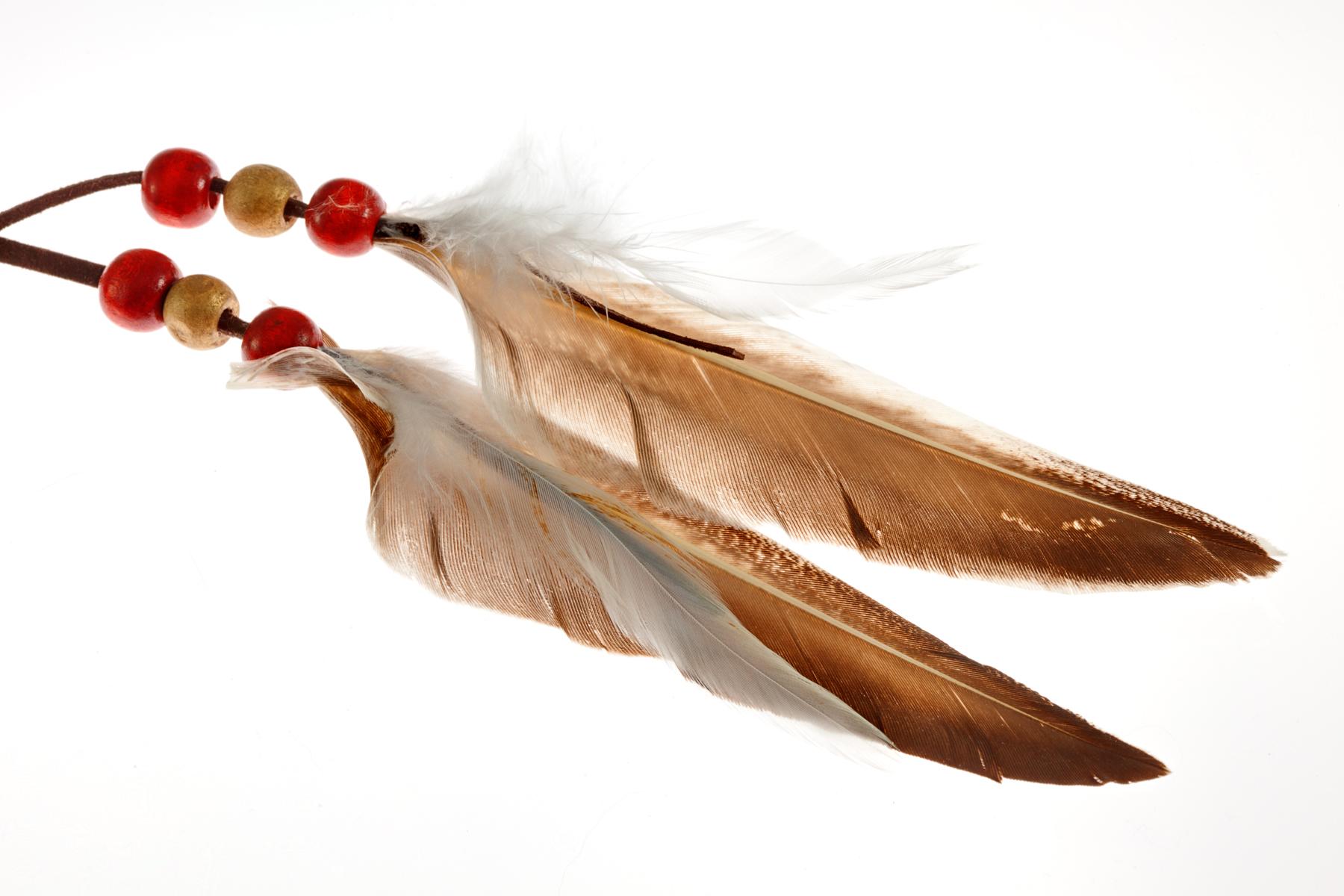 Dreamcatcher Feathers, Bead, Range, Native, Object, HQ Photo
