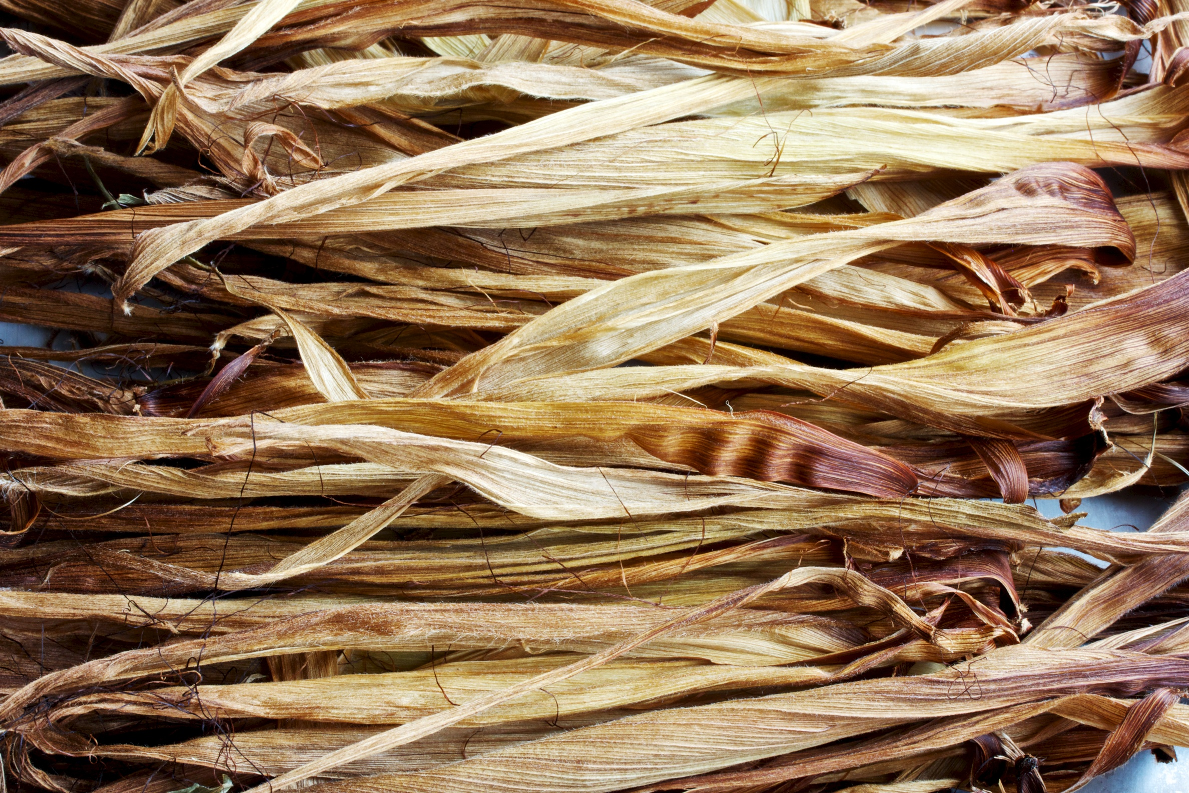 IDEAS IN FOOD: Roasted Corn Husks