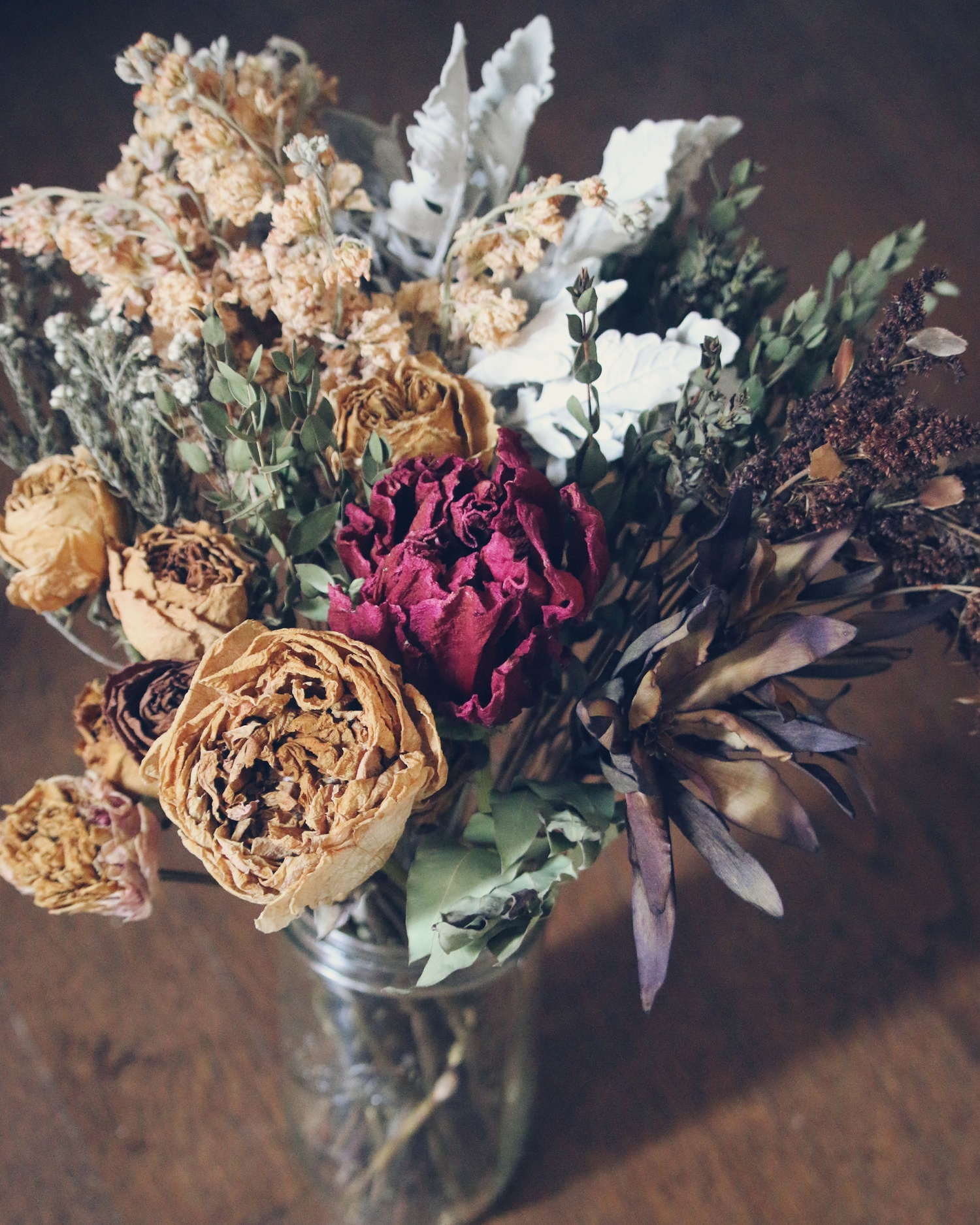 Free Photo Dried Flowers Potpourri Flowers Floral Free