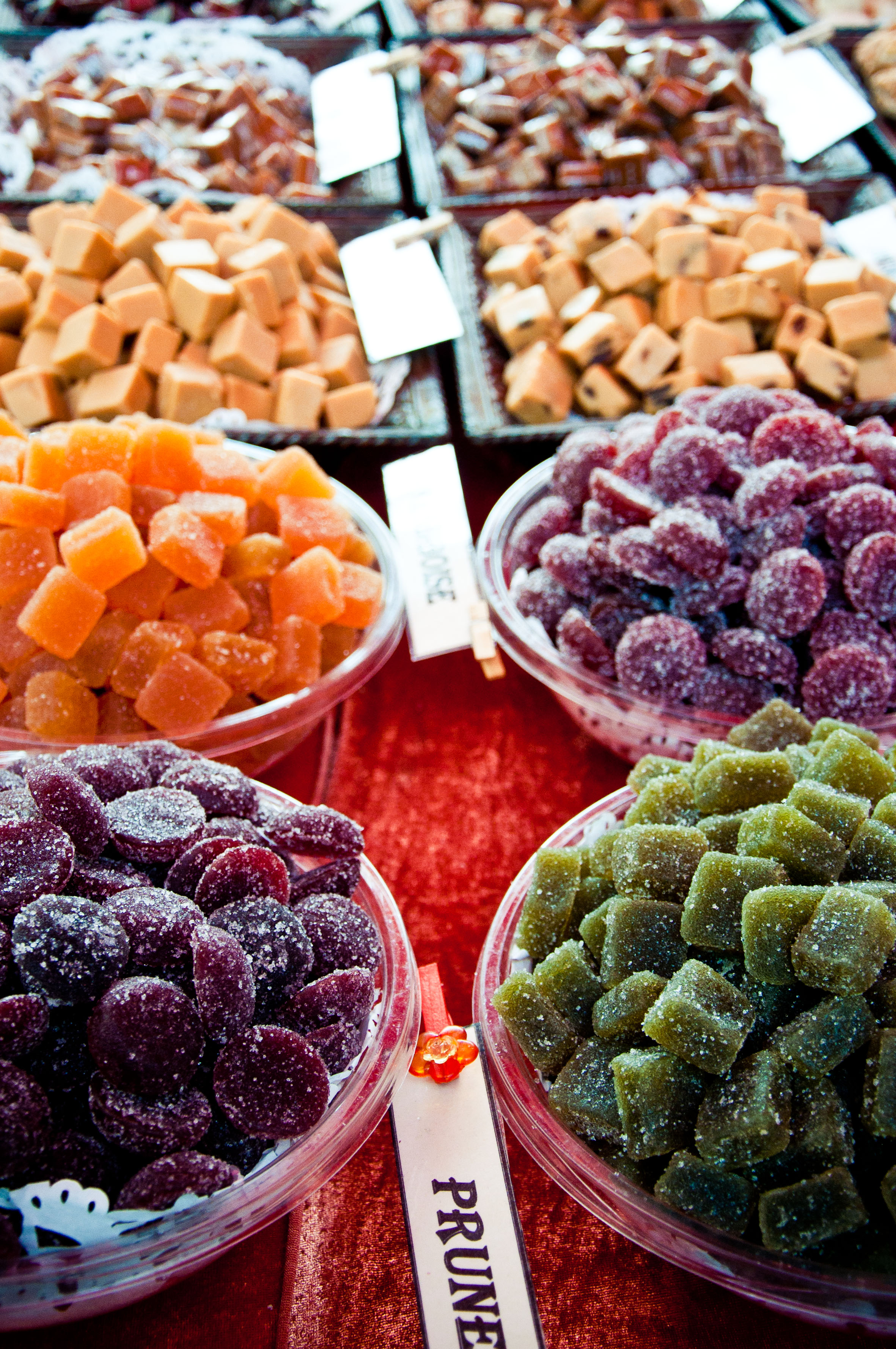 Dried fruits photo