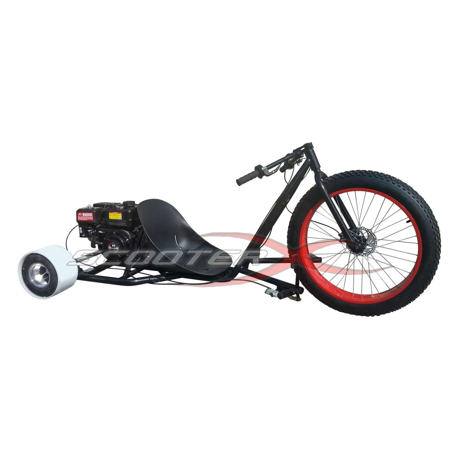 Scooterx Drifter 6.5HP Gas Powered Drift Trike - Free Shipping Today ...