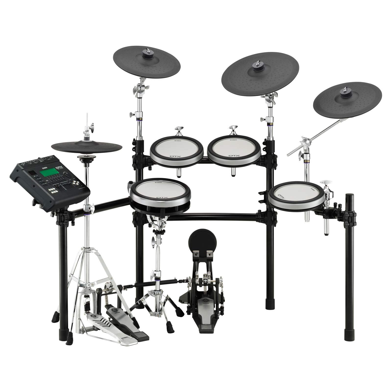 Yamaha DTX9750K Electronic Drum Kit with Hi-hat Control - Perth ...