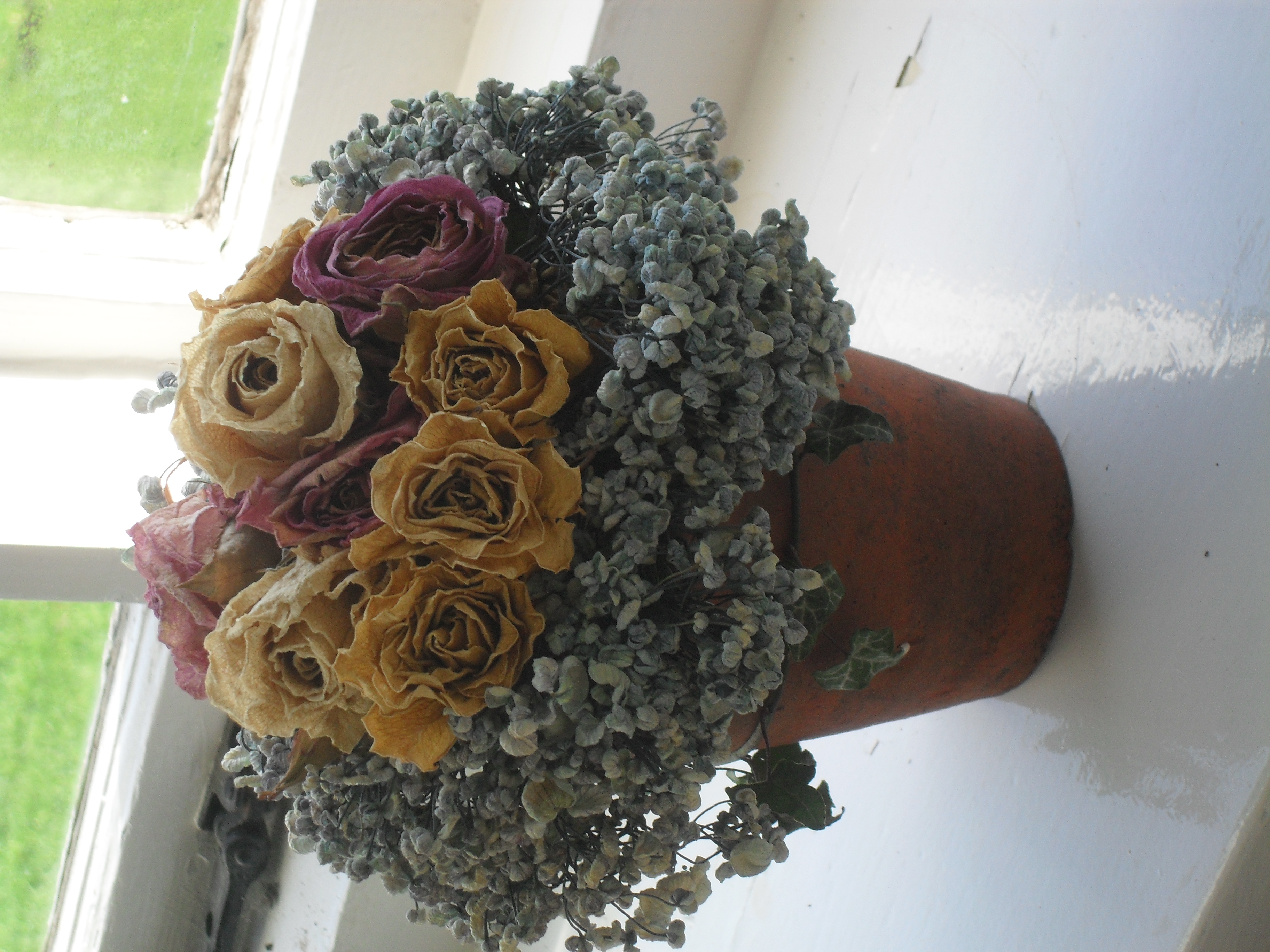 The Art of Drying Flowers | Tales From The Farm