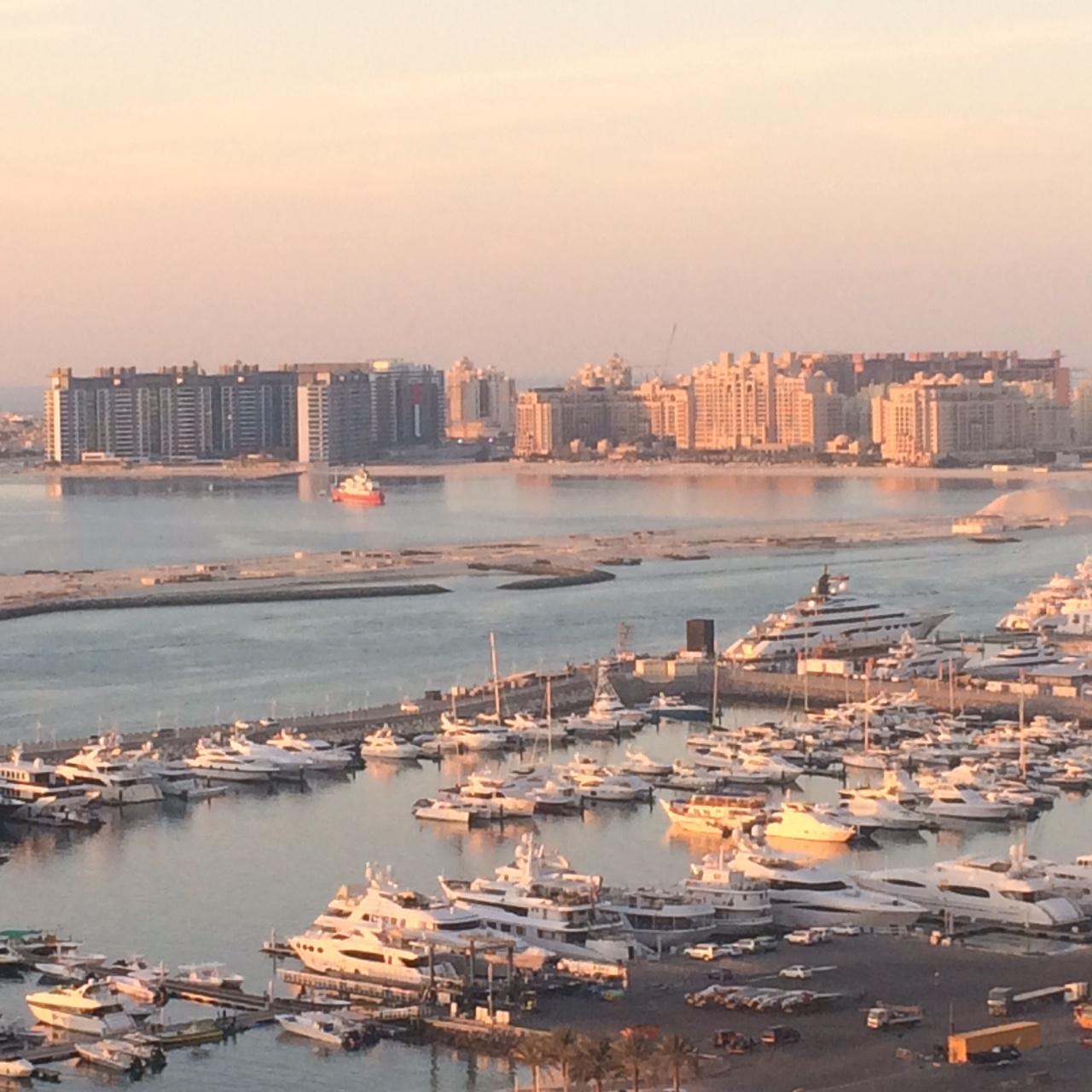 Dubai Marina, Arabia, Boats, Buildings, City, HQ Photo