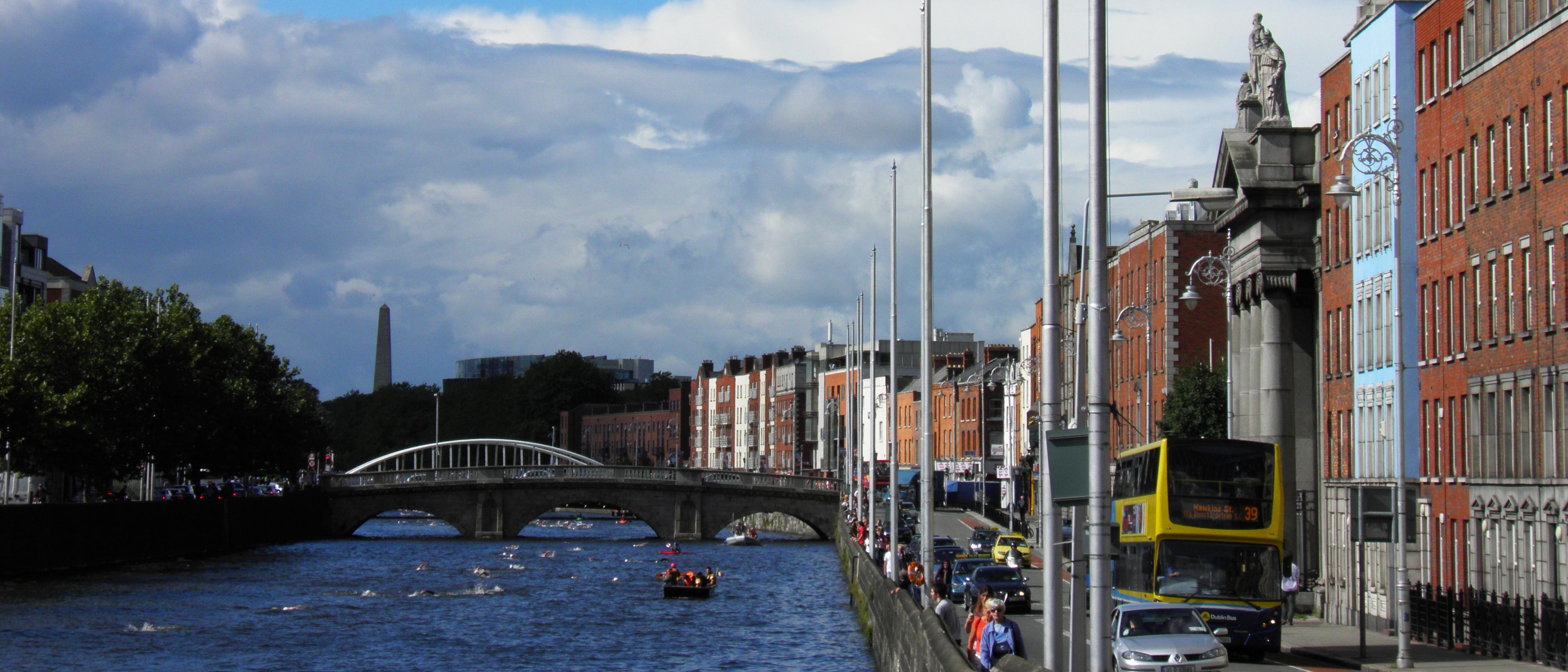 Dublin landscape photo