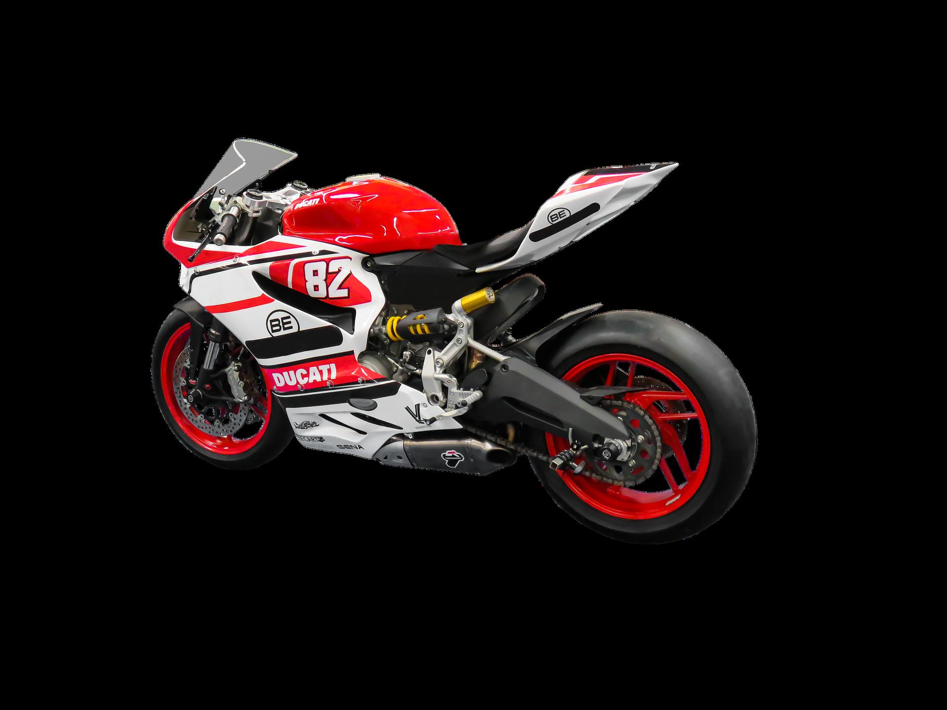 Ducati Bike, Bike, Motorcycle, Race, Sport, HQ Photo