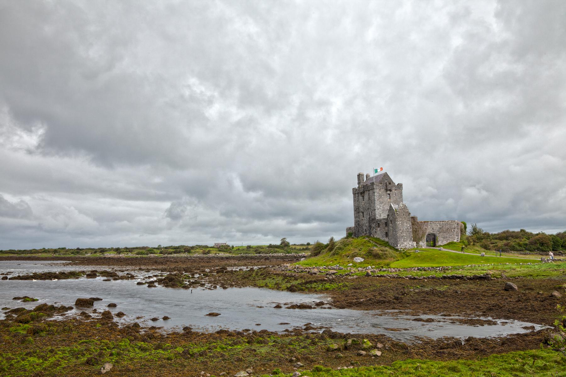 Dunguaire castle - hdr photo