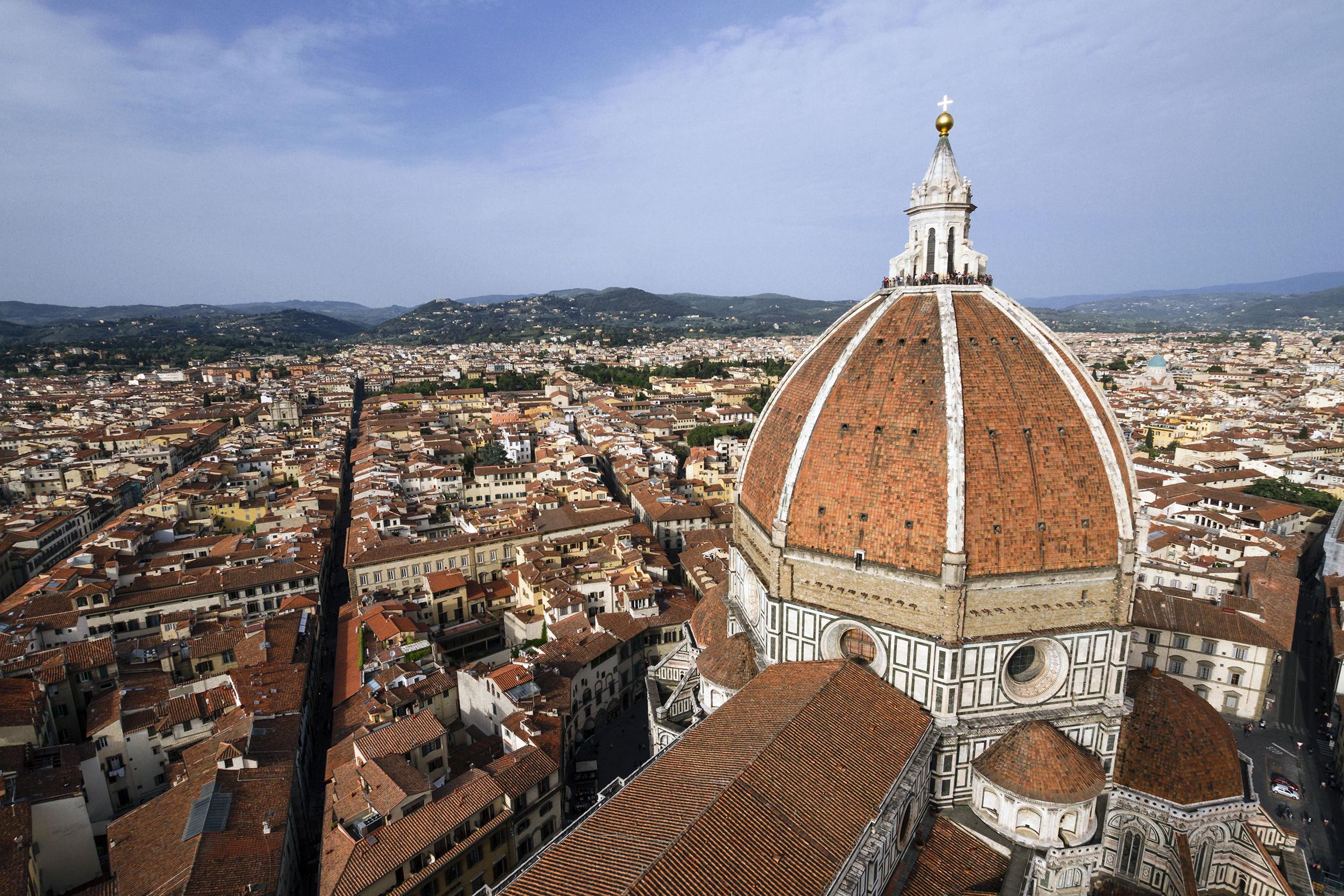 Duomo of florence photo