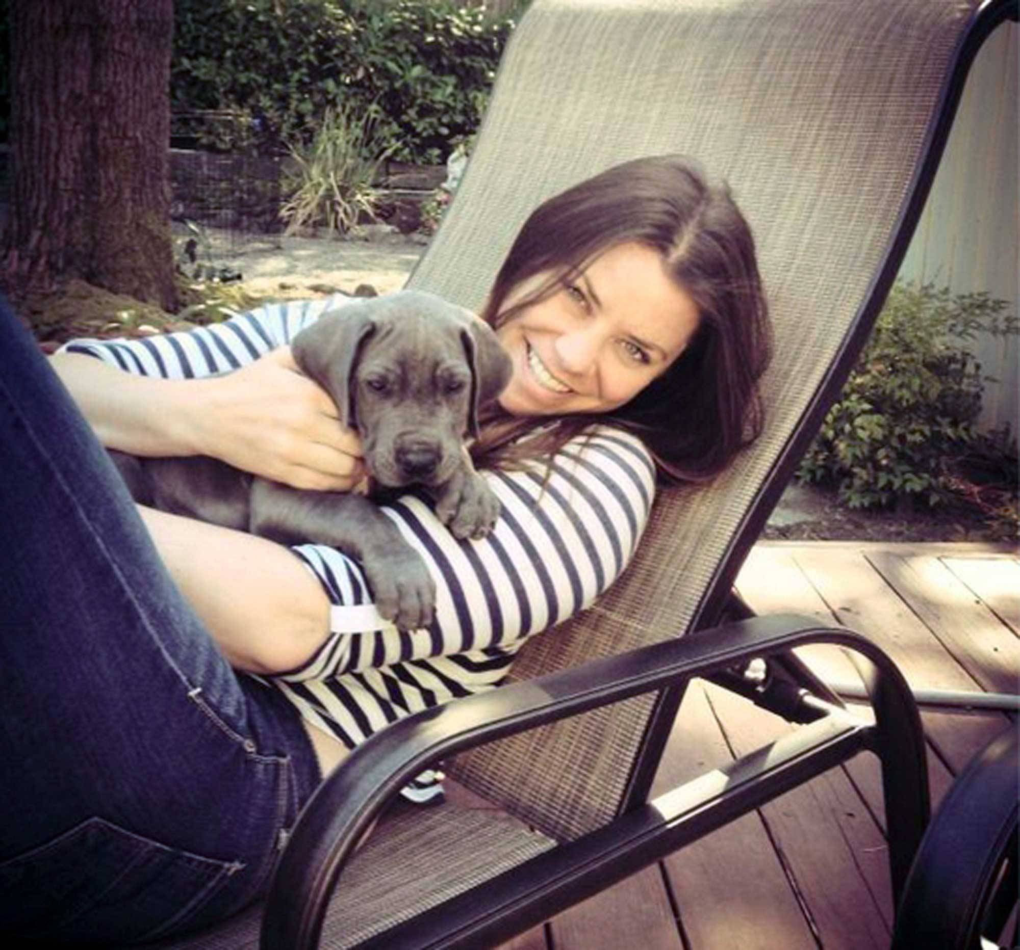 Brittany Maynard Terminally Ill Woman Who Planned Assisted Suicide ...