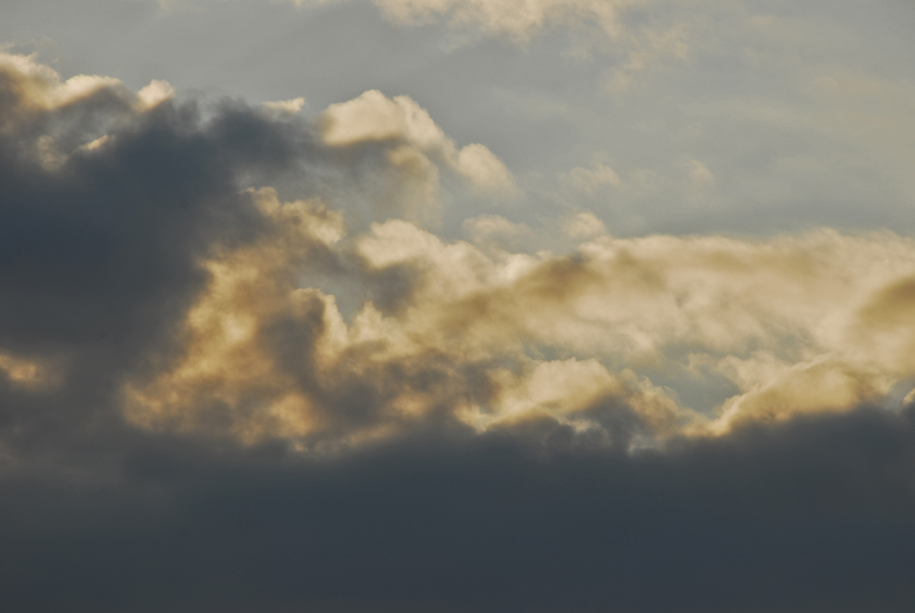 Early Morning Rain Clouds (Image 6 of 7), Billowing, Blowing, Bspo06, Cloud, HQ Photo