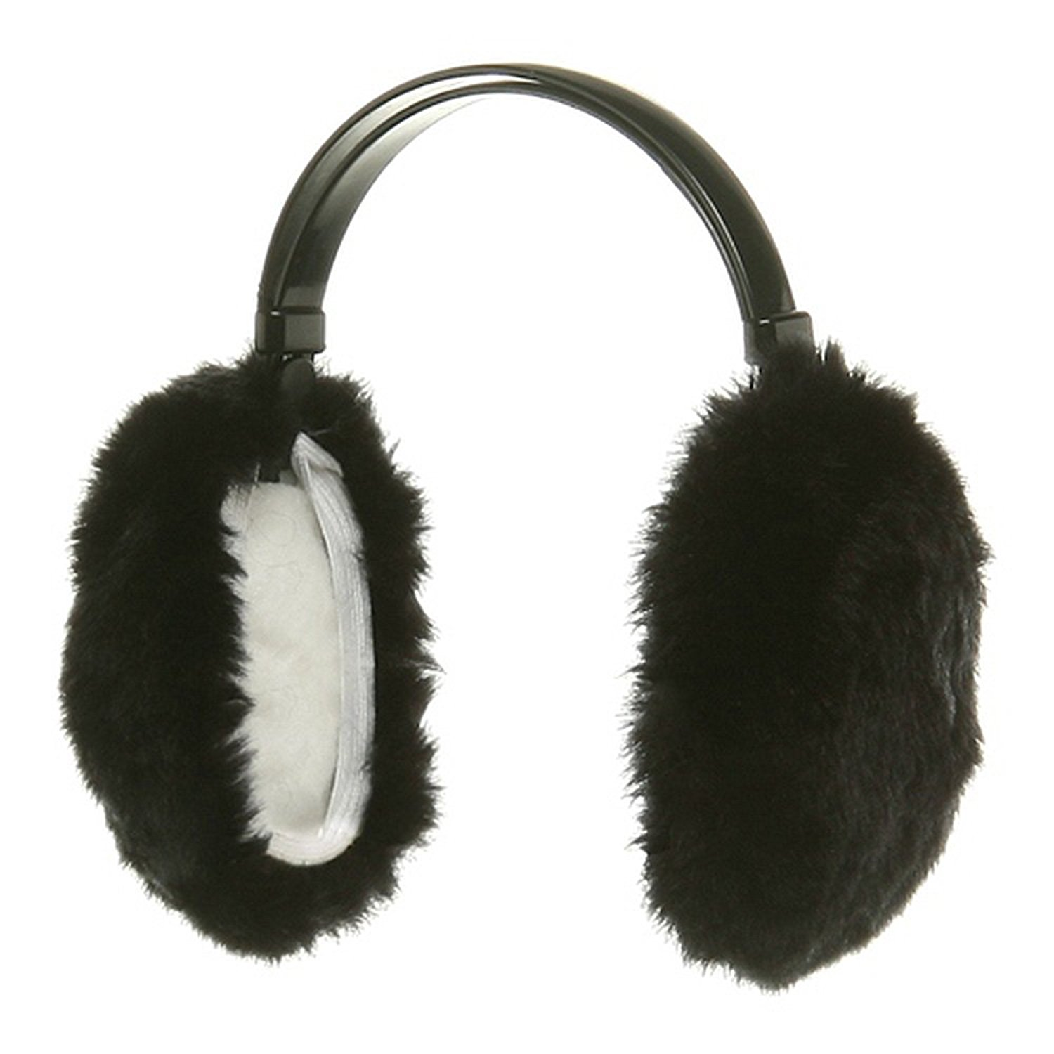 Ear Muffs-Black W20S35A at Amazon Women's Clothing store: Cold ...