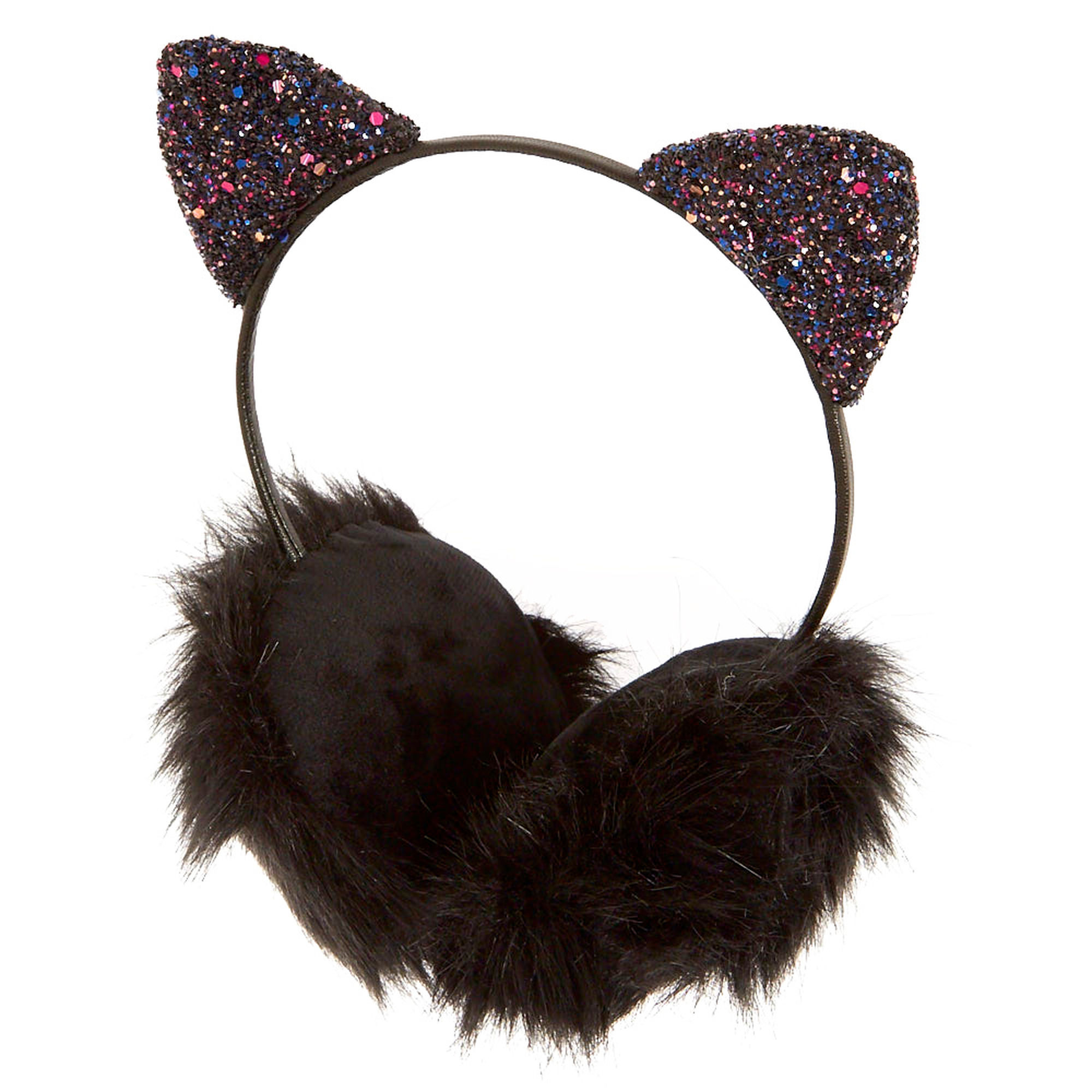 Twilight Cat Ear Earmuffs | Claire's