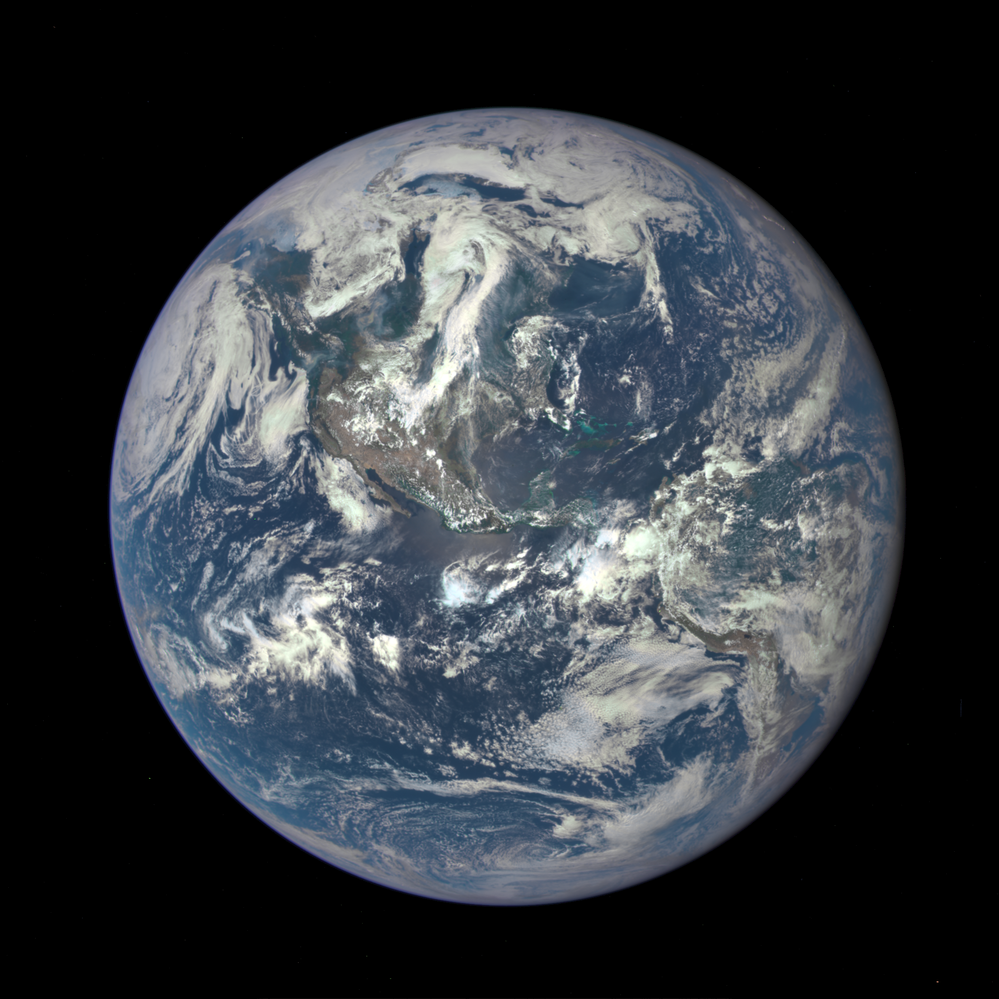 NASA Captures