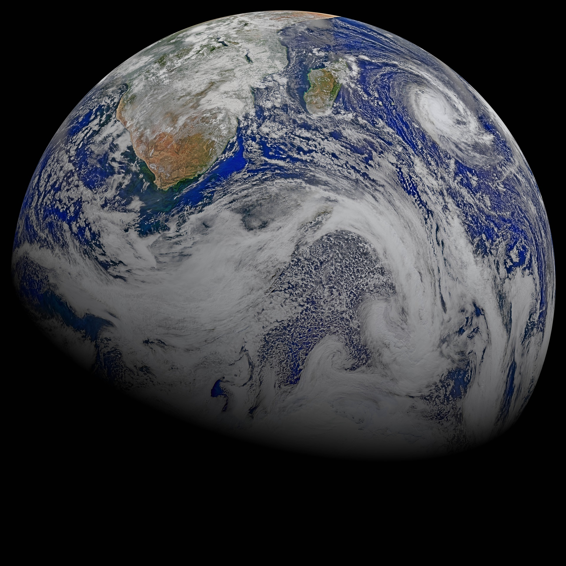 Earth from Space, Earth, Gravity, Life, Lunar, HQ Photo