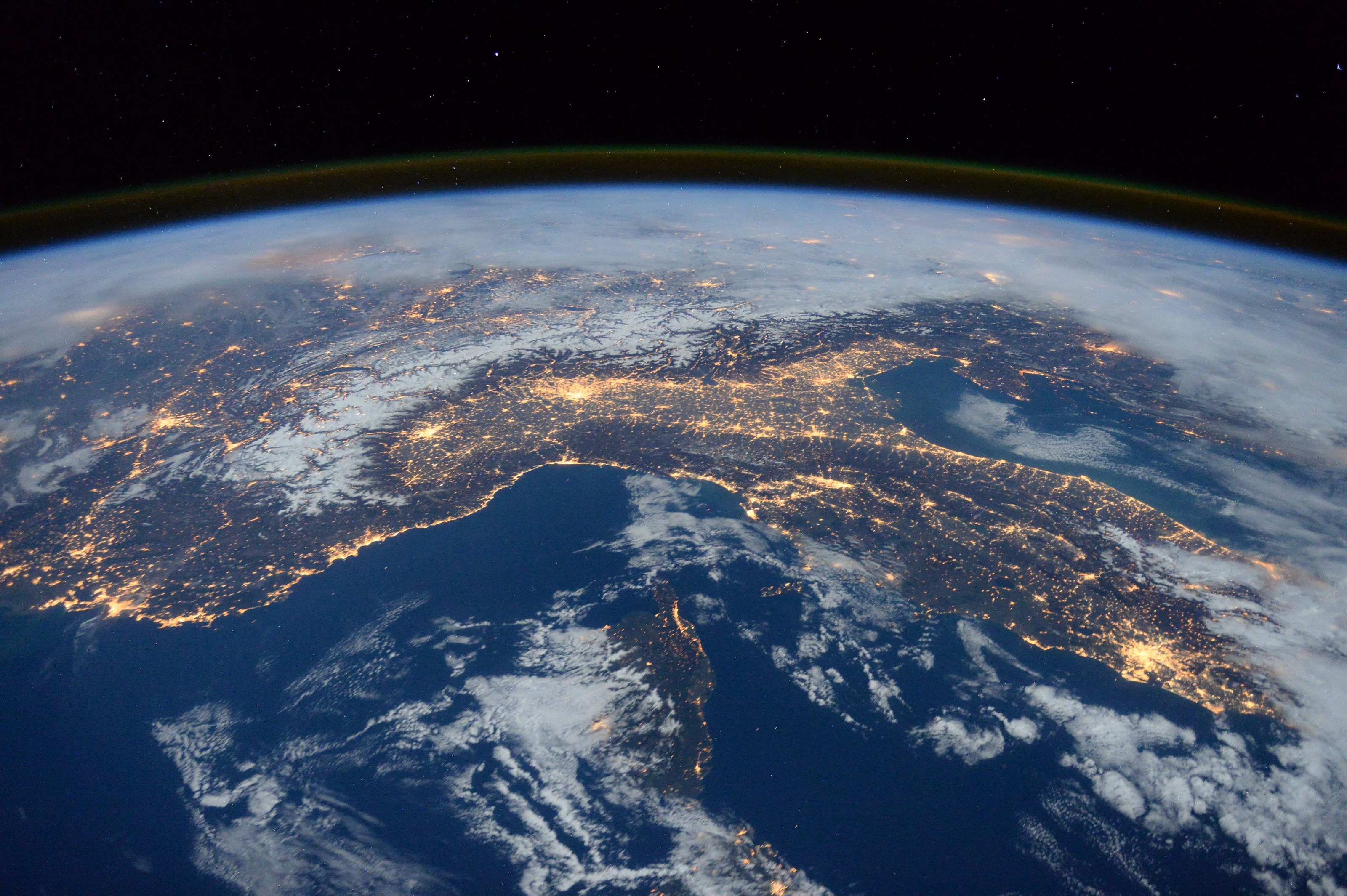 Earth from Space, Earth, International, Lunar, Nature, HQ Photo