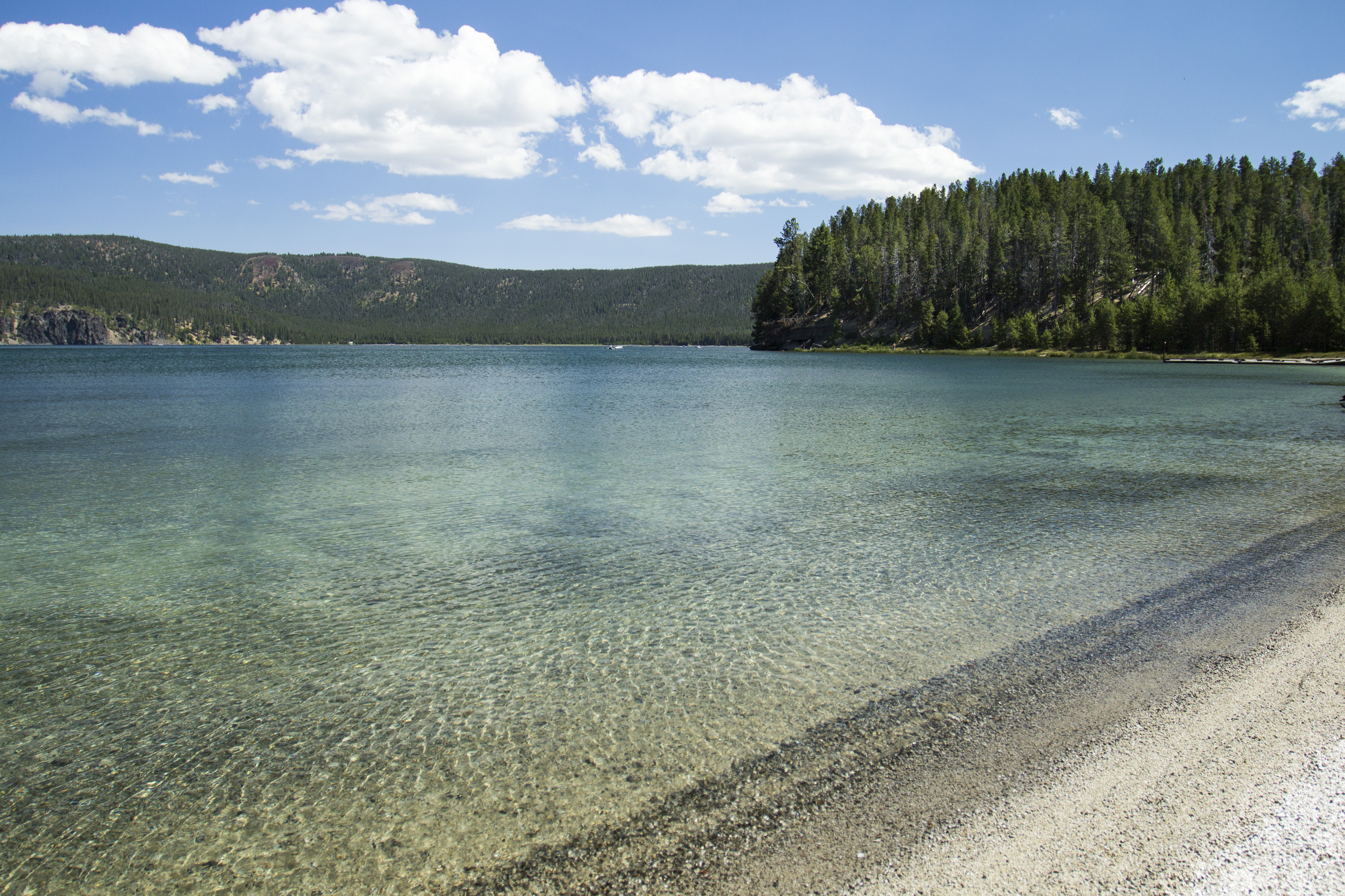 East Lake, Oregon, Calm, Clear, East, Lake, HQ Photo