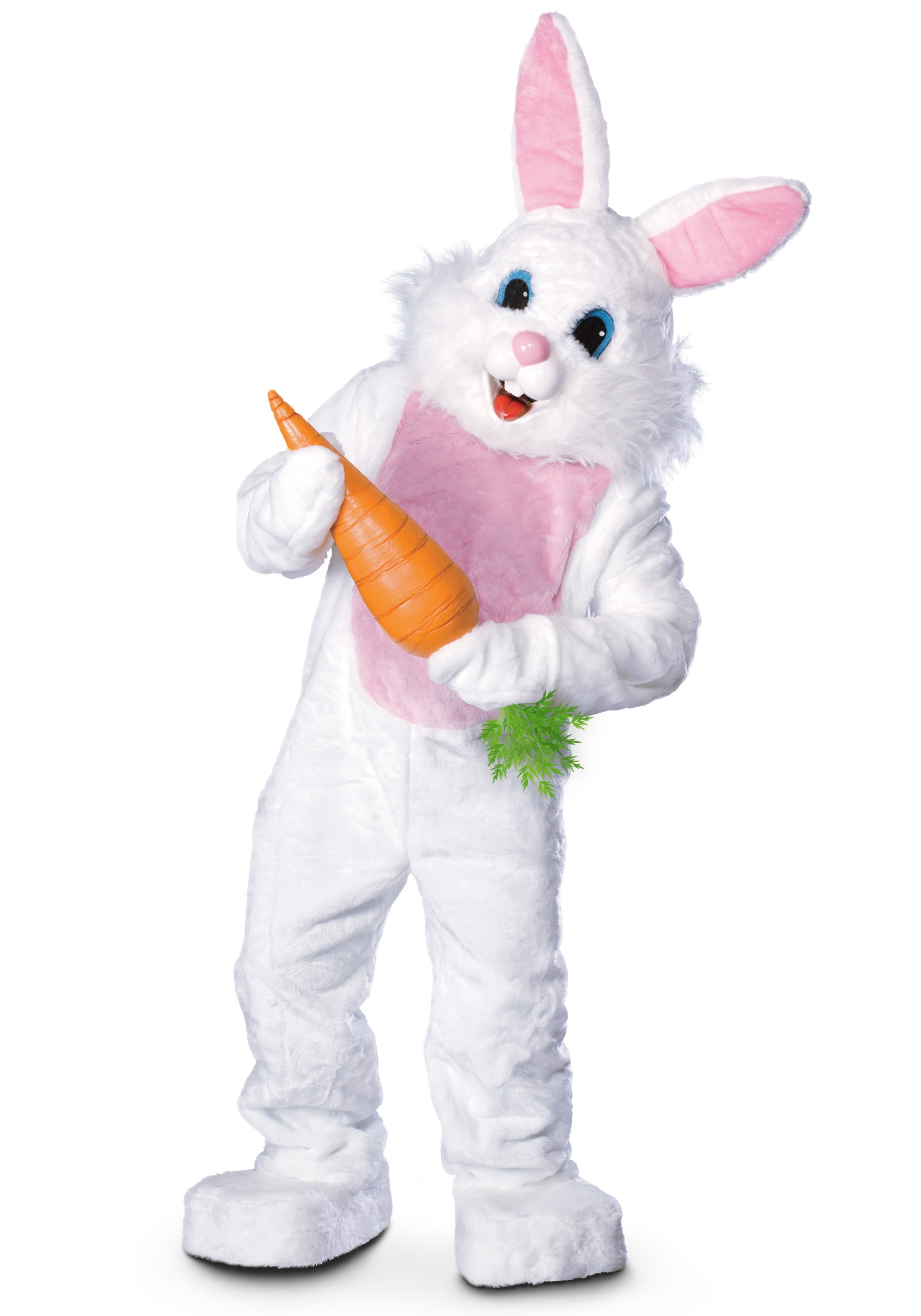 Mascot Easter Bunny Costume - Adult Bunny Costumes