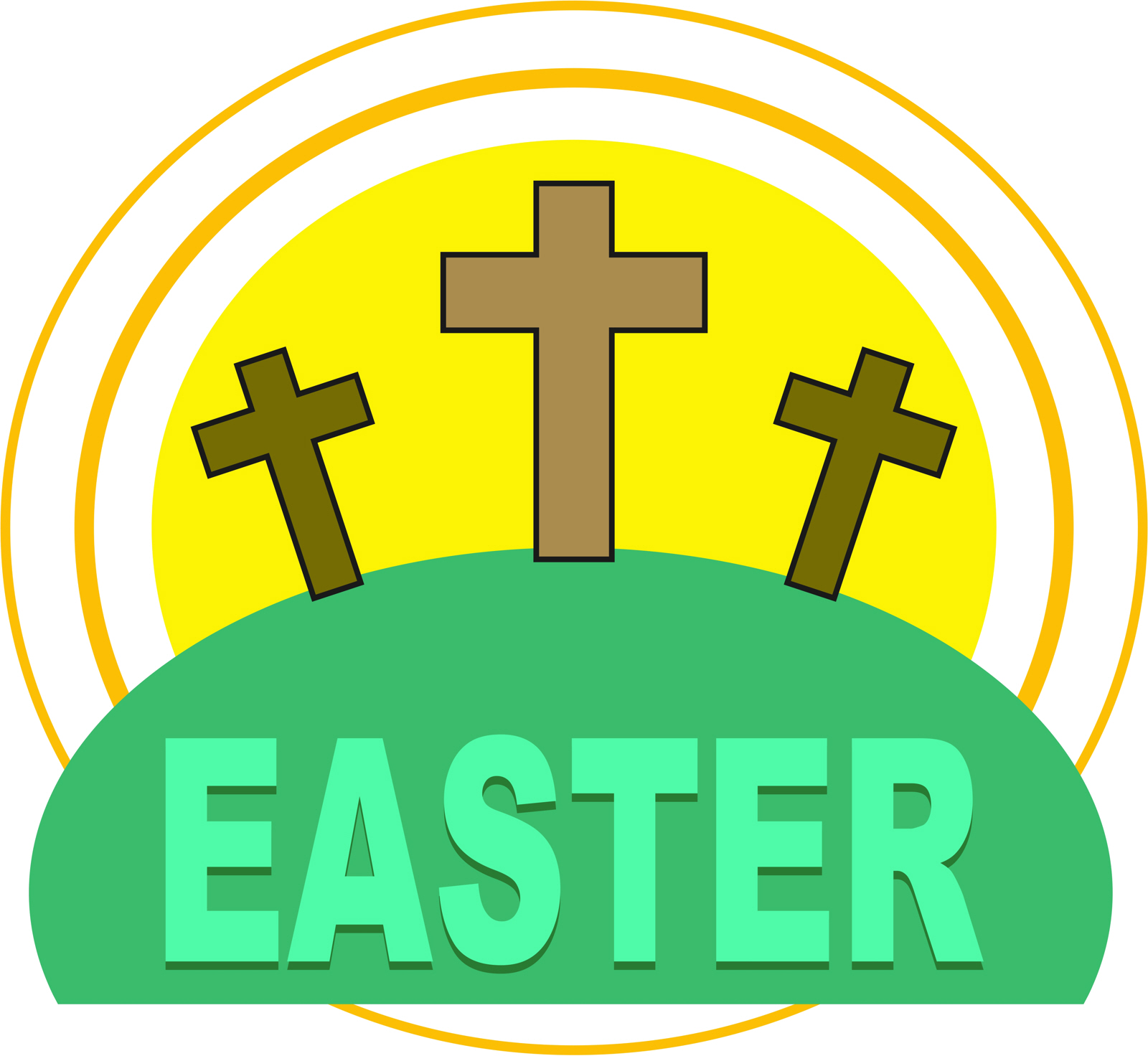 free photo easter cross clipart religion religious salvation rh jooinn com easter lily cross clipart easter crosses clipart
