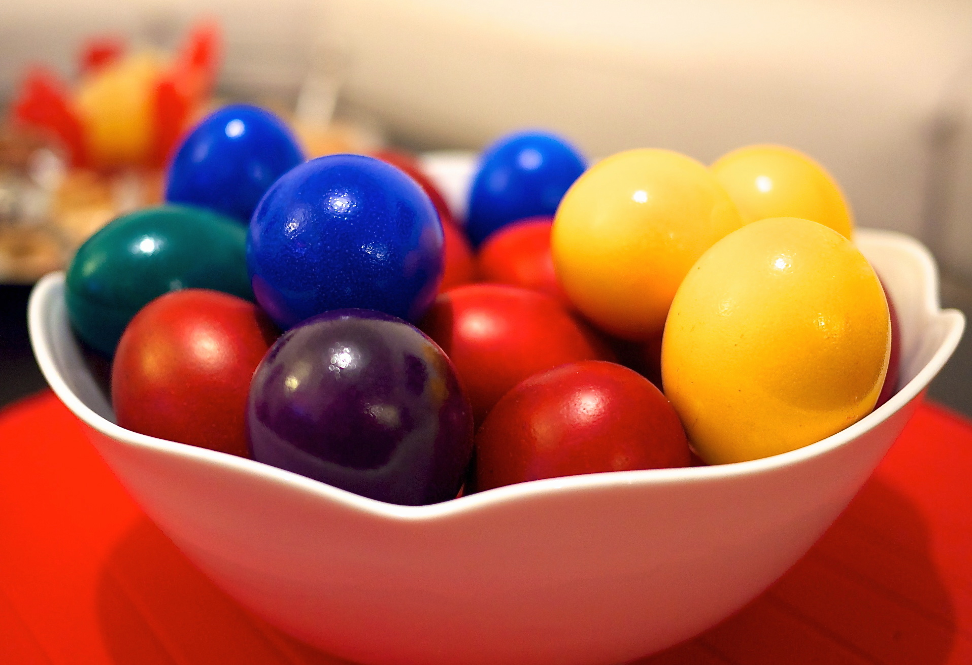 Dyed Greek Easter Eggs recipe - My Greek Dish